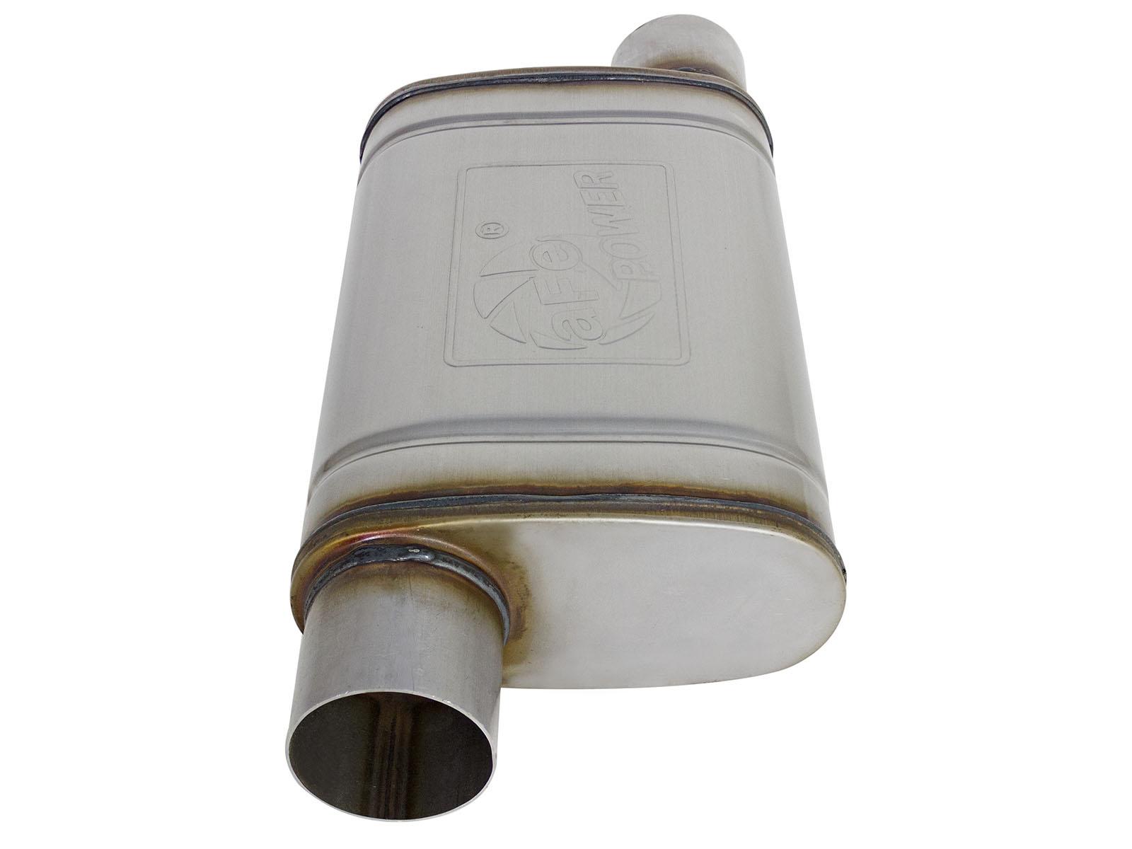 Universal muffler 49-91016B1600