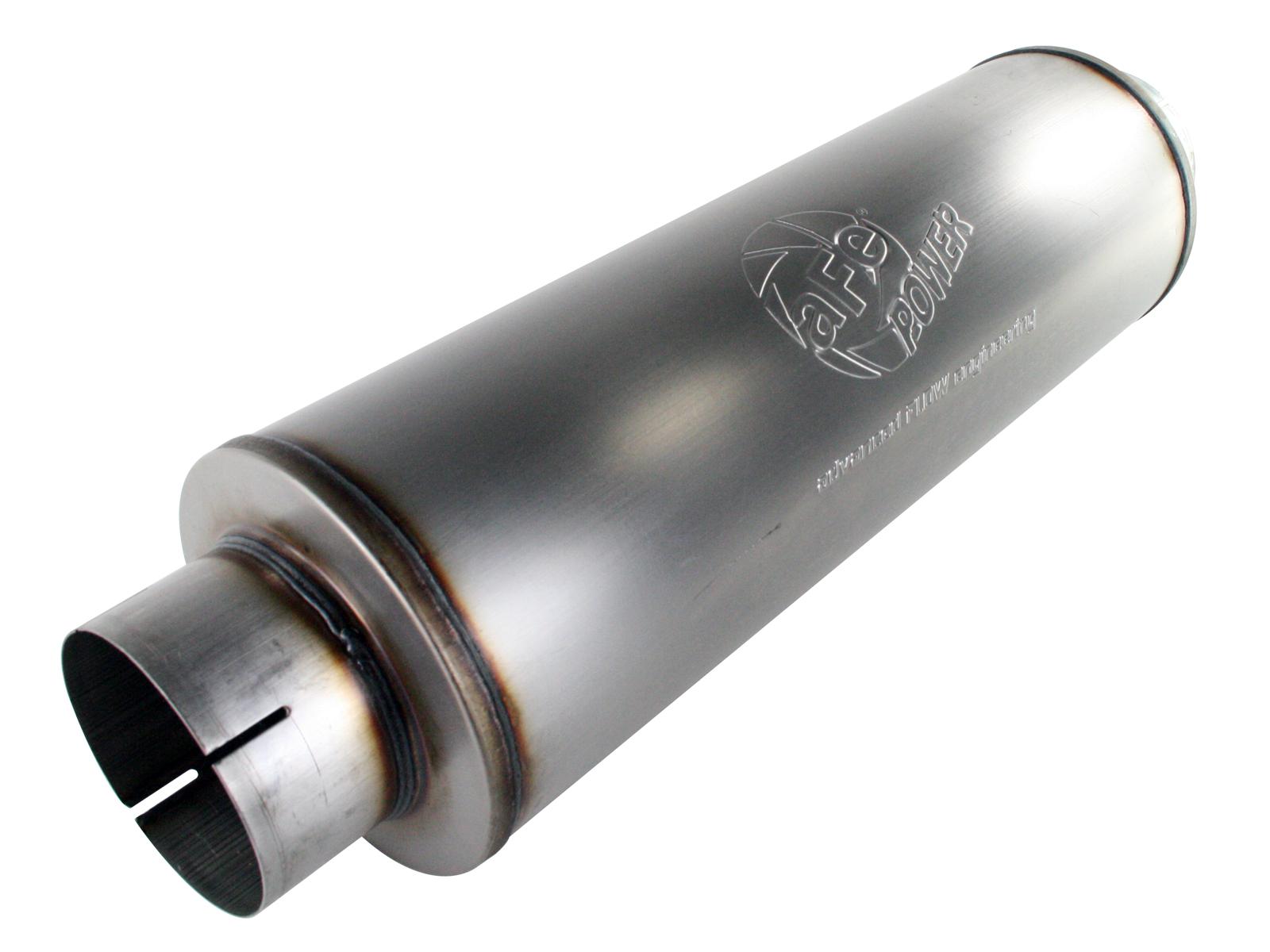 Universal muffler mach force 5 inch ID-OD 49-91012A1600