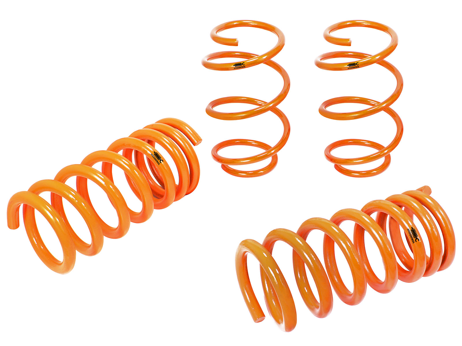 Ford Mustang GT Lowering Springs