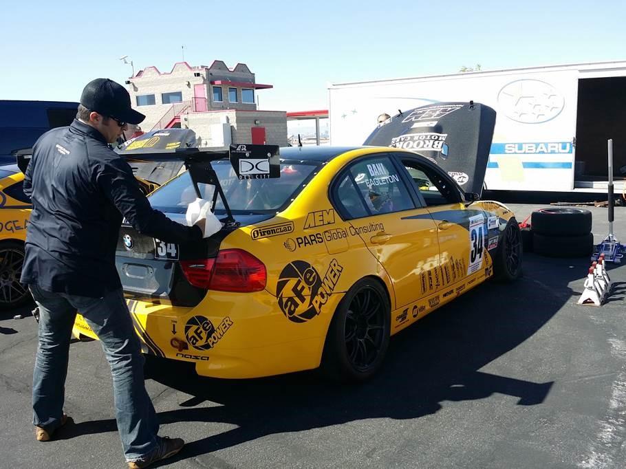USTCC race in las vegas motor speedway 2016