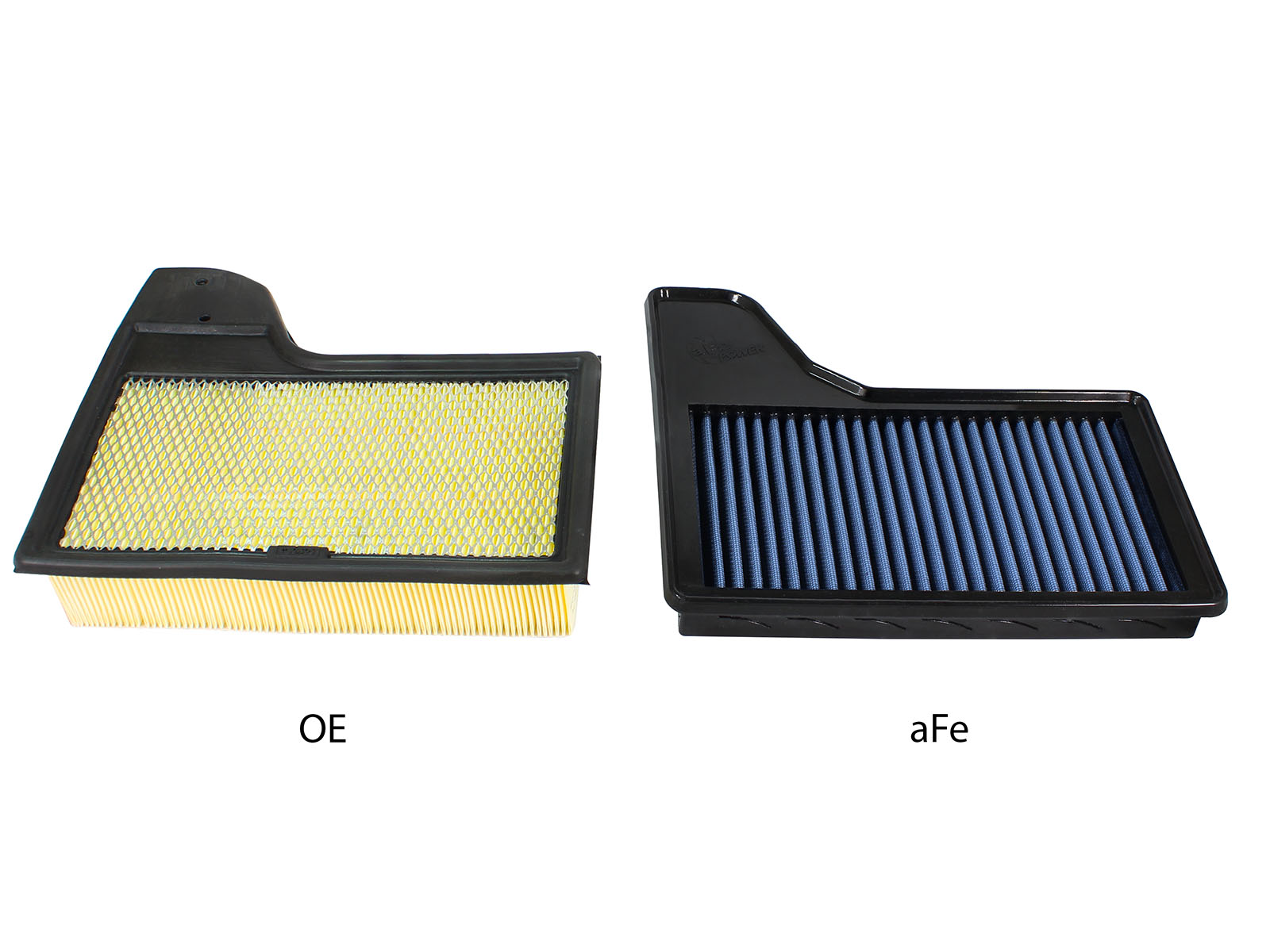 Ford Mustang S550 2015-2016 Pro 5R OER filter (2)