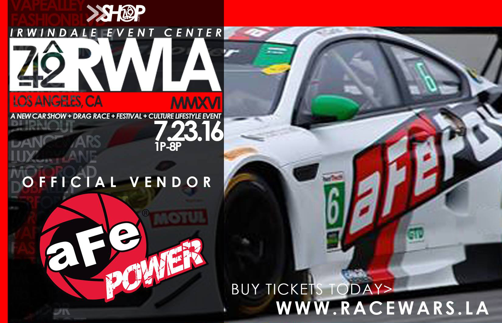 742-Racewars-aFe-POWER-Bann