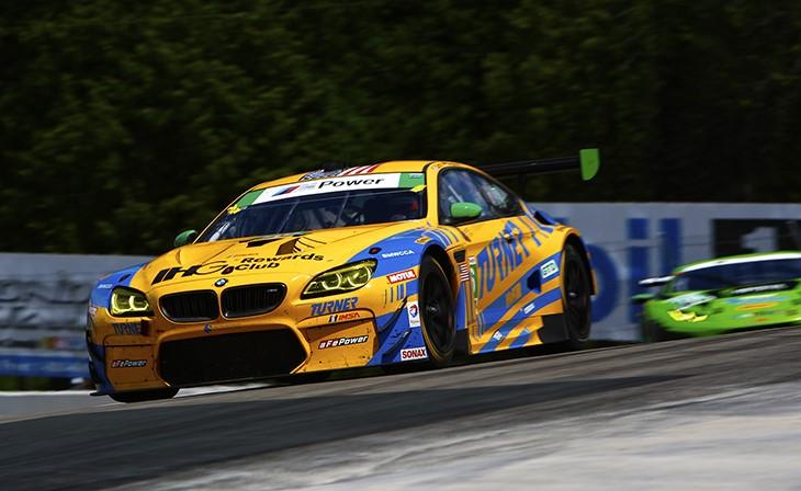 BMW M6 GT3 Win @ Canadian Tire Motorsport Park