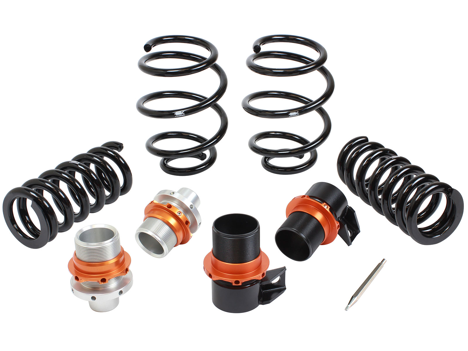 BMW M2 Variable Height Spring Kit