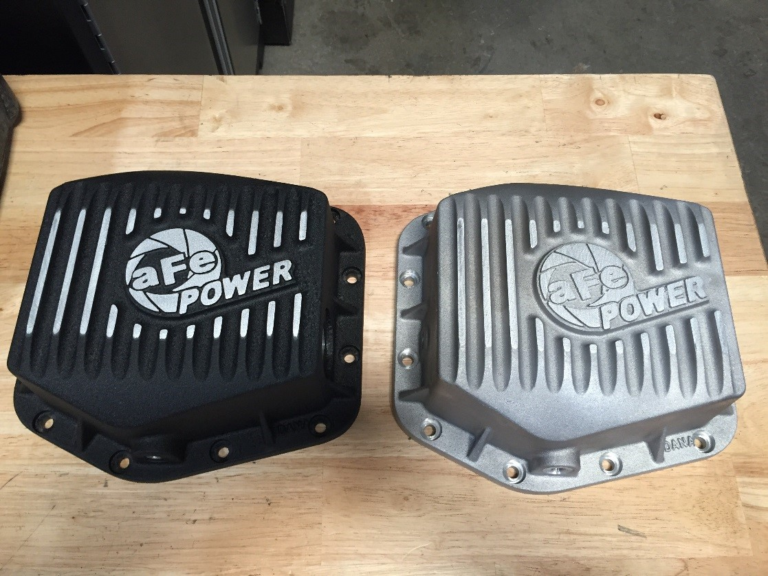 Nissan Titan XD Rear Differential Covers