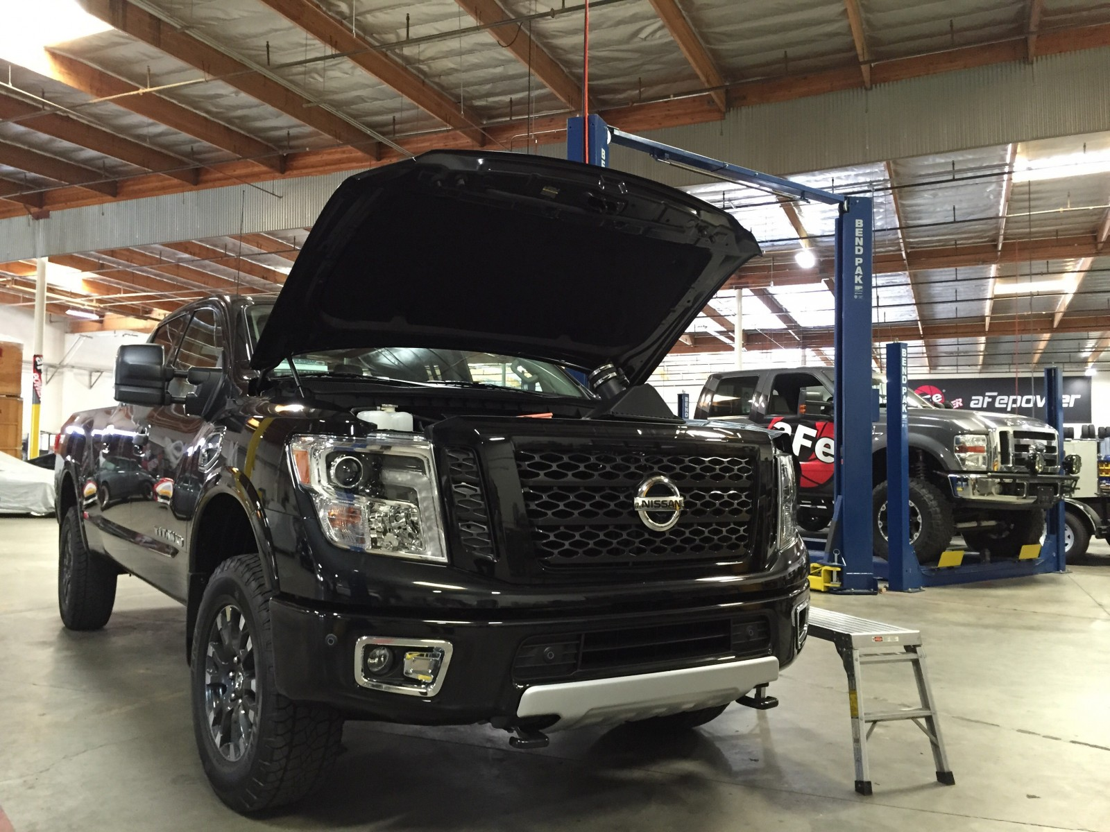 Nissan Titan Afe Power