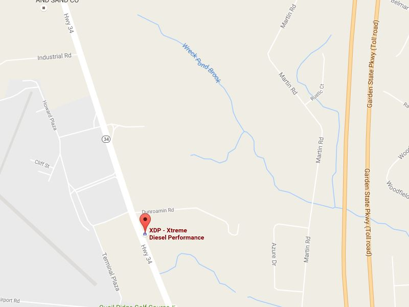 XDP - Xtreme Diesel Performance - Google Maps