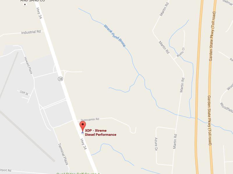 XDP - Xtreme Diesel Performance - Google Maps