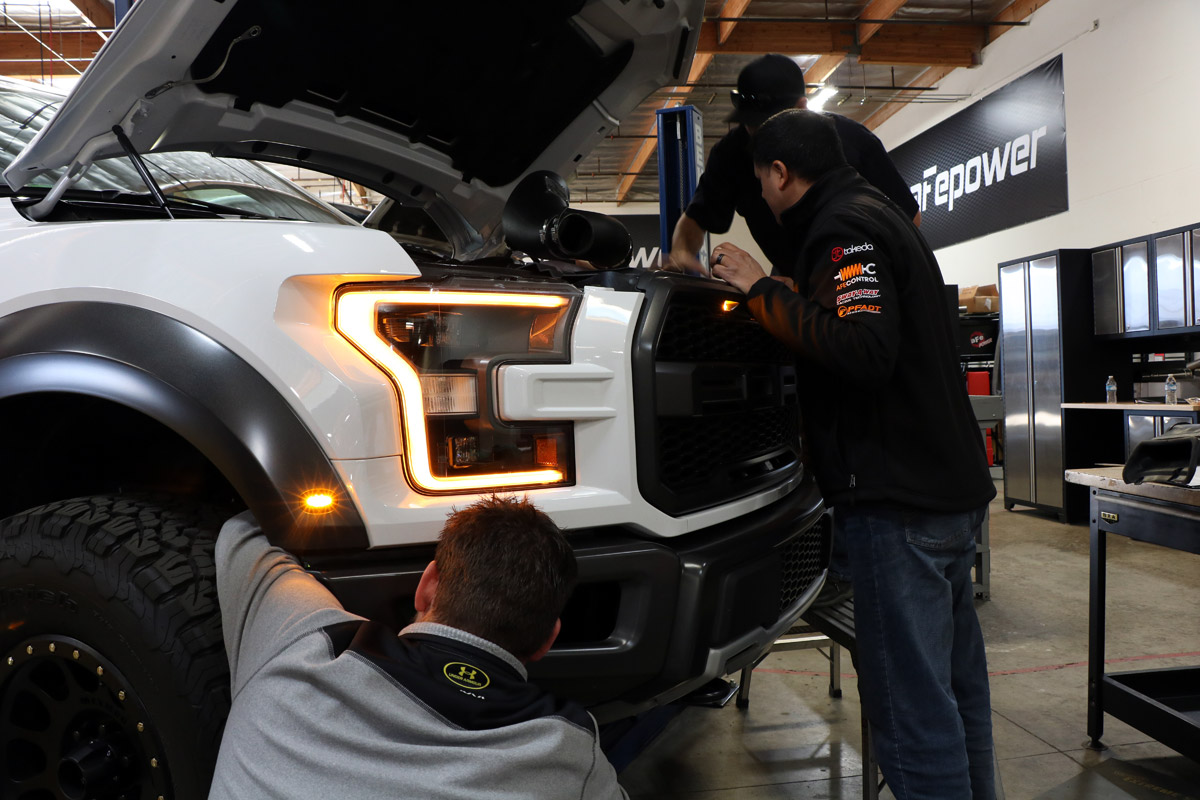 aFe POWER Dyno Tests and Adds Power to the New 2017 Ford F ...