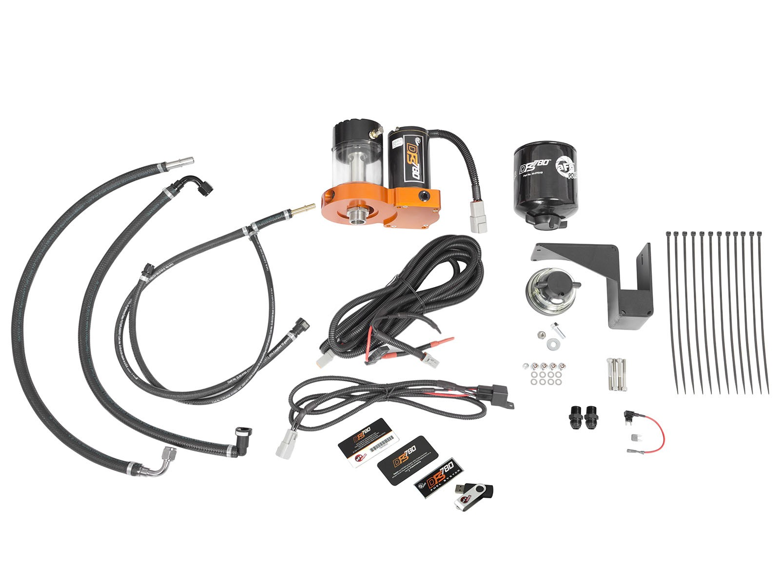 Dfs780 Fuel System Full Time Operation Afe Power 87 Gmc V3500 Tail Light Wiring Next