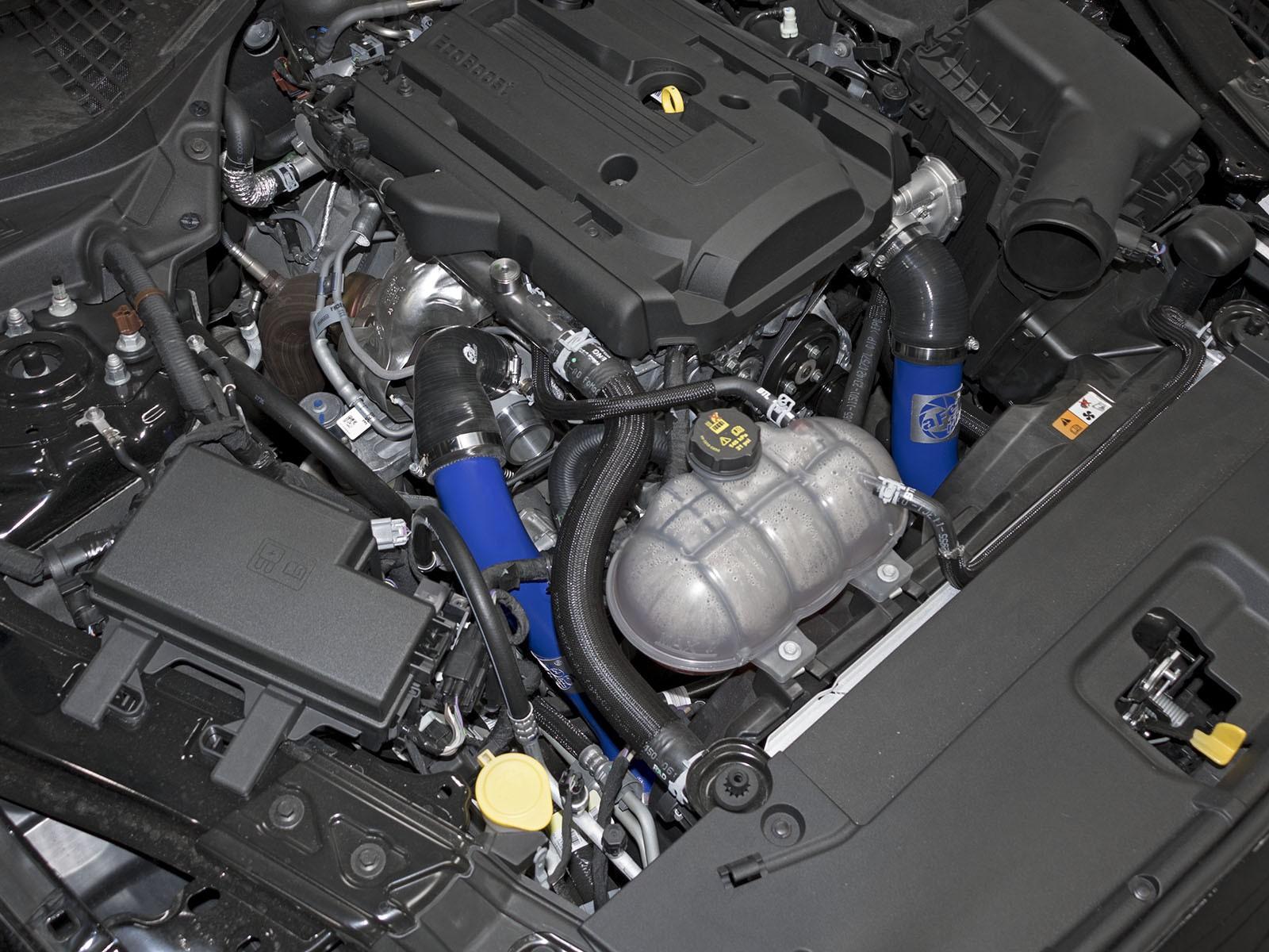 aFe Power 46-20259-L BladeRunner Intercooler Tube for Ford
