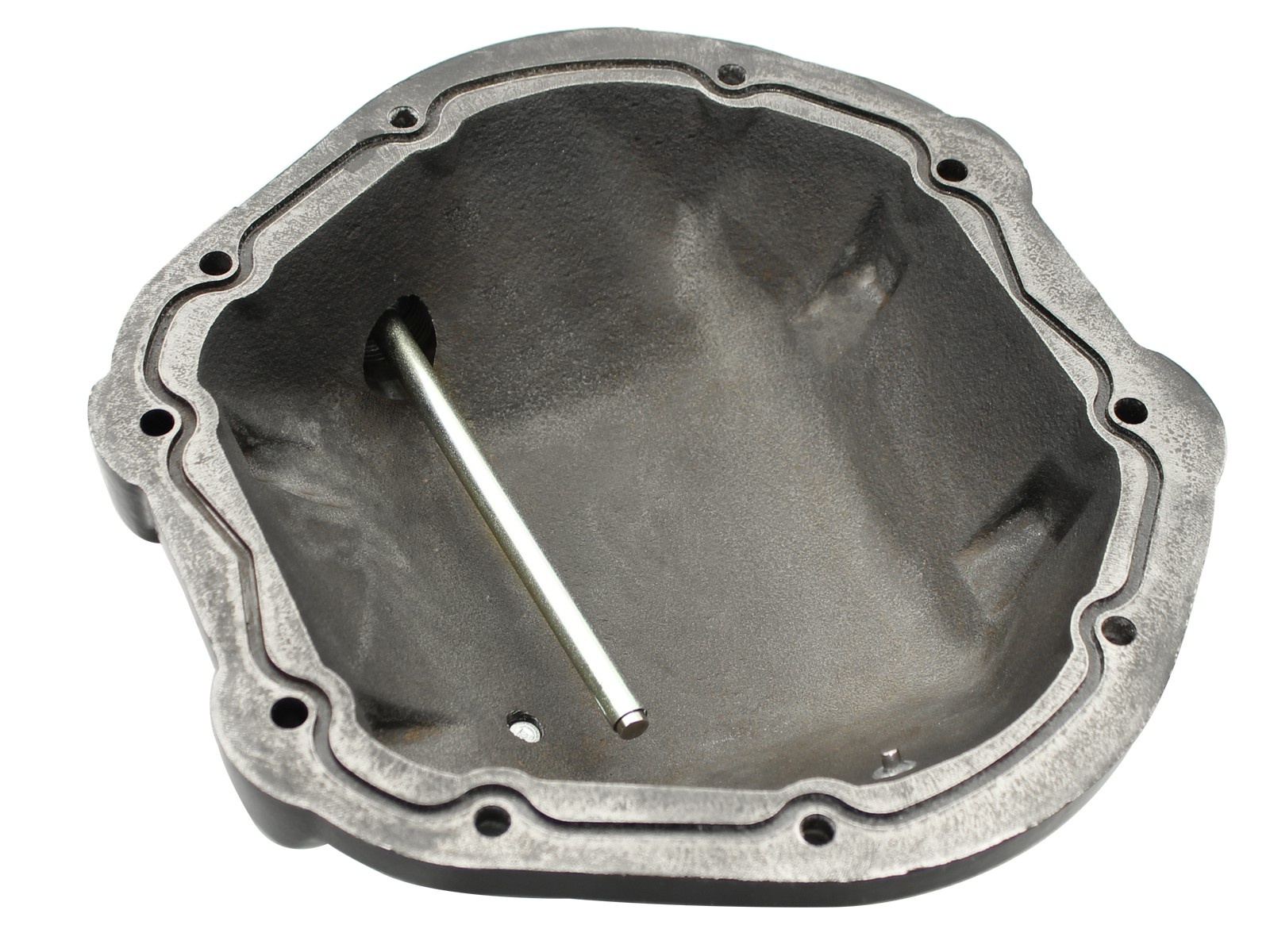Differential Cover Machined Fins Afe Power Jeep Wrangler Fluid Next