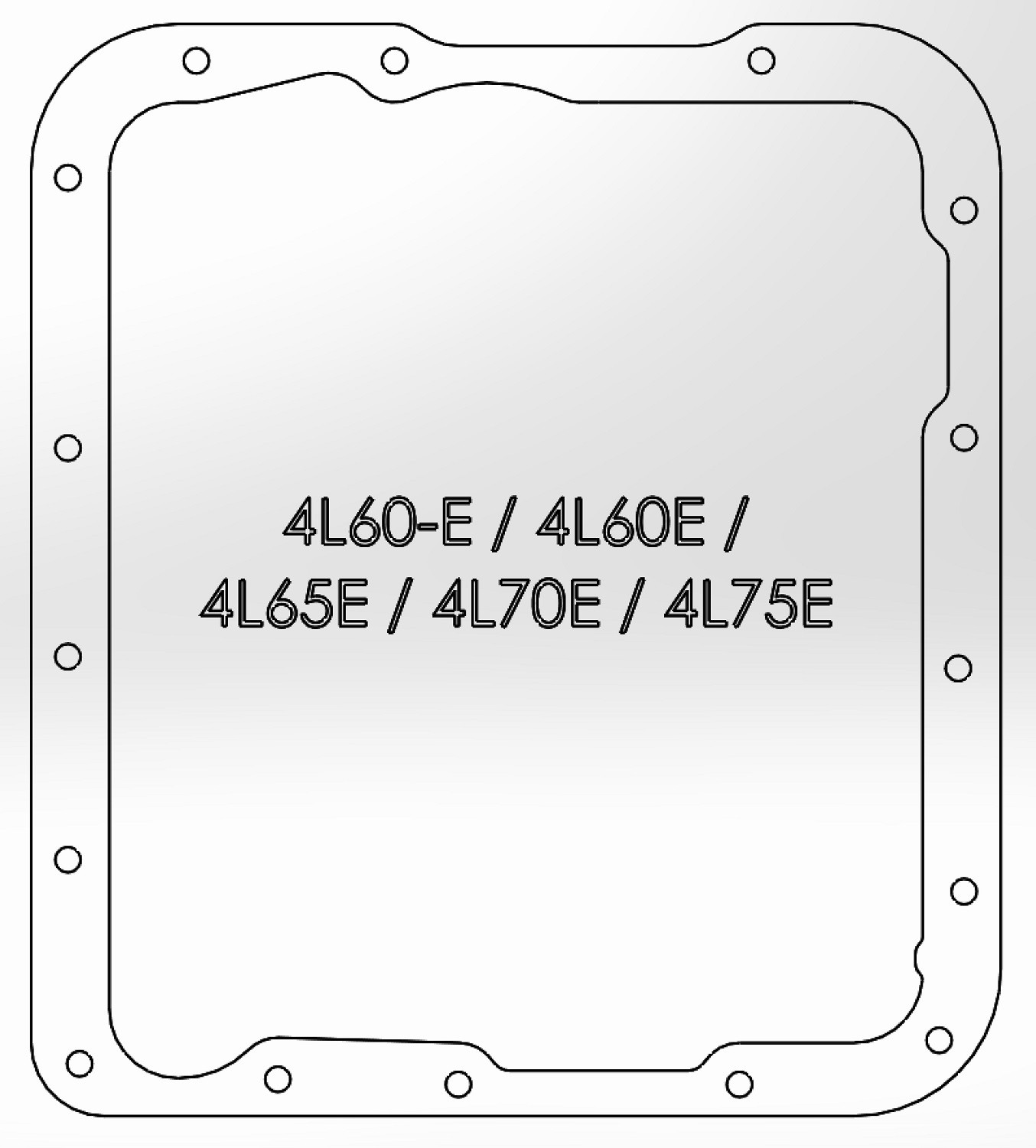 AFe POWER 46-70242 Transmission Pan, Machined Fins