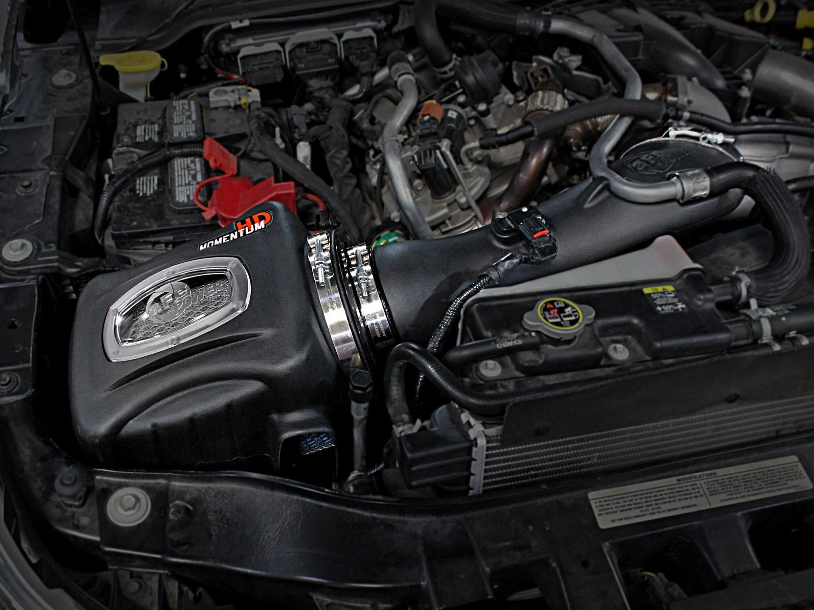 aFe Magnum FLOW Pro Dry S Air Filter for GM Silverado//Sierra 1500 V6//V8 99-16