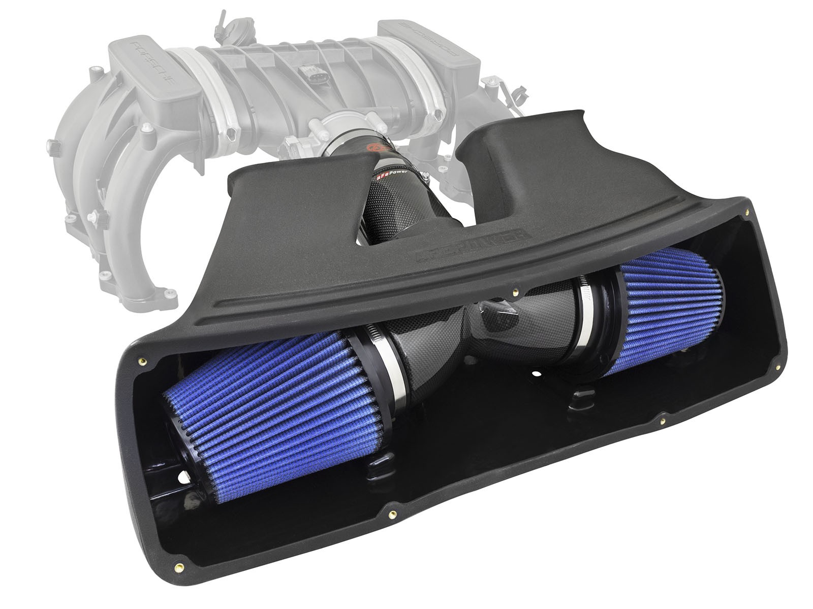 Black Series Cold Air Intake System | aFe POWER on