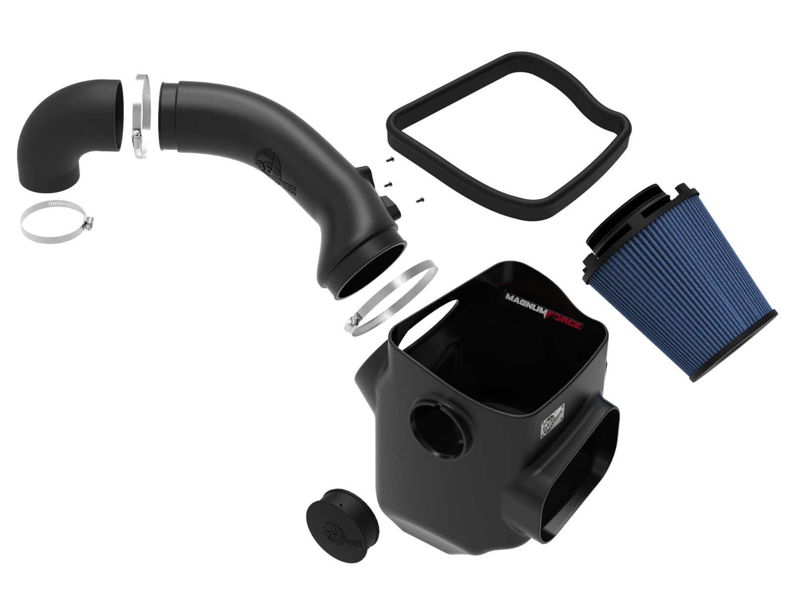 Magnum FORCE Stage-2 Cold Air Intake System w\/Pro 5R Filter Media