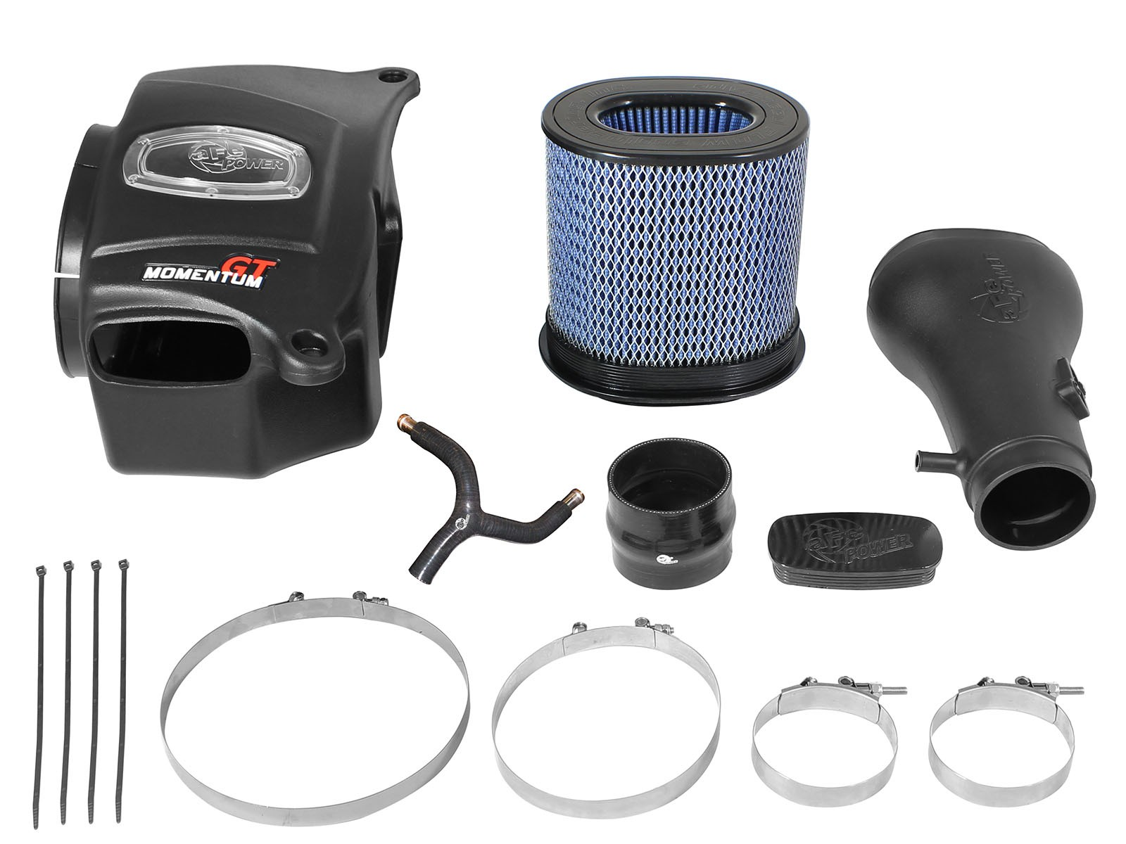 Momentum GT Cold Air Intake System w\/Pro 5R Filter