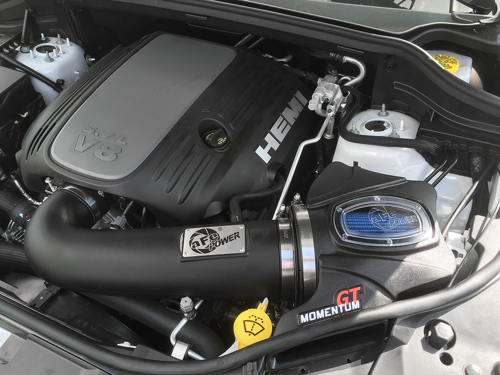 Momentum Gt Cold Air Intake System W Pro 5r Filter Media Afe Power