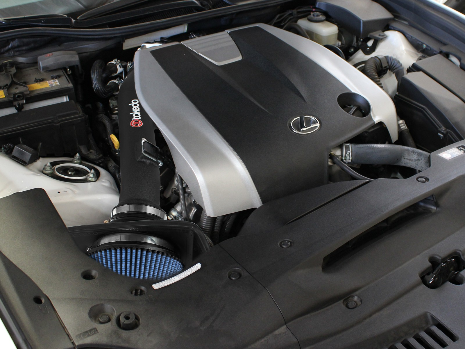 Takeda Stage 2 Pro 5R Cold Air Intake System AFe POWER