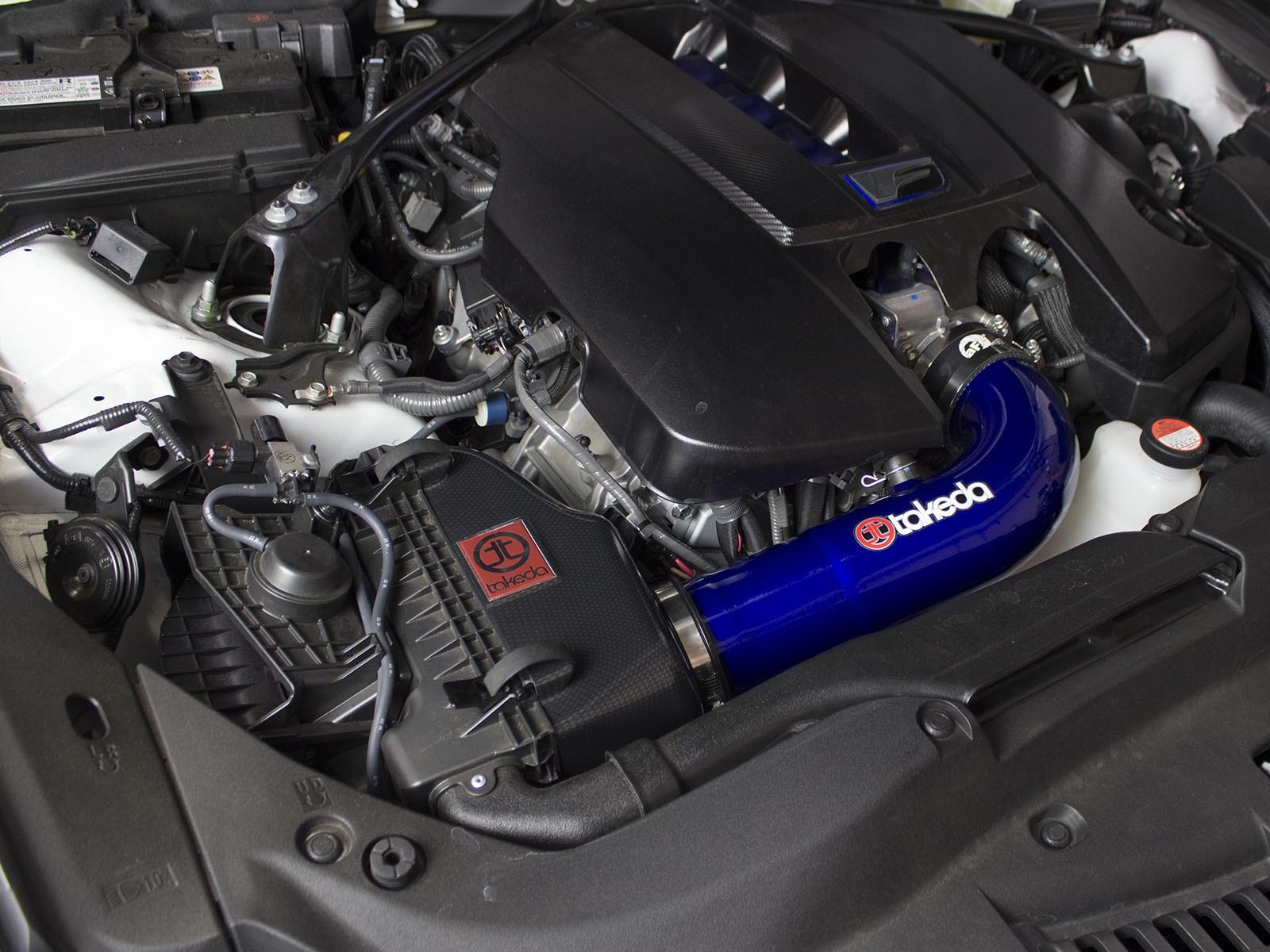 Takeda Retain Stage-2 Pro 5R Cold Air Intake System | aFe ...