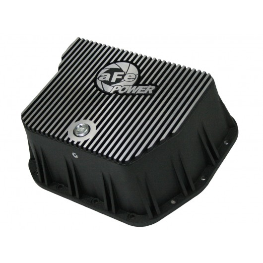 Transmission Pan Machined Fins Afe Power