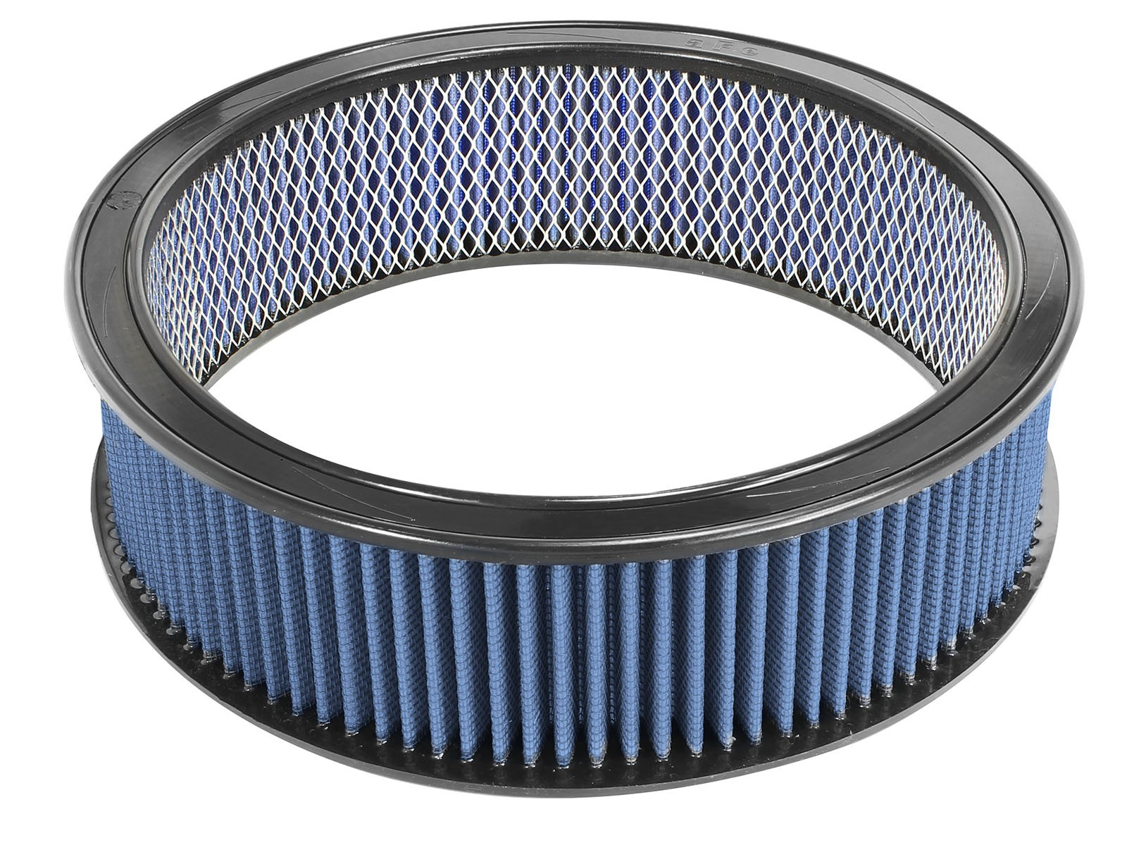 Round Racing Air Filter w/Pro 5R Filter Media