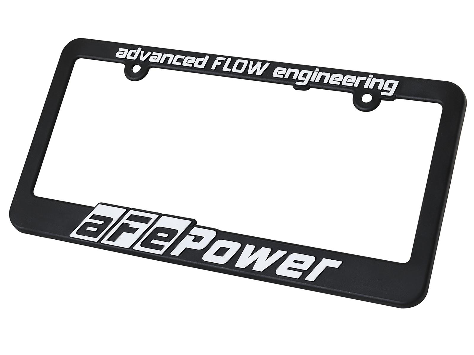 aFe POWER 40-10097 License Plate Frame: aFe Power   aFe POWER