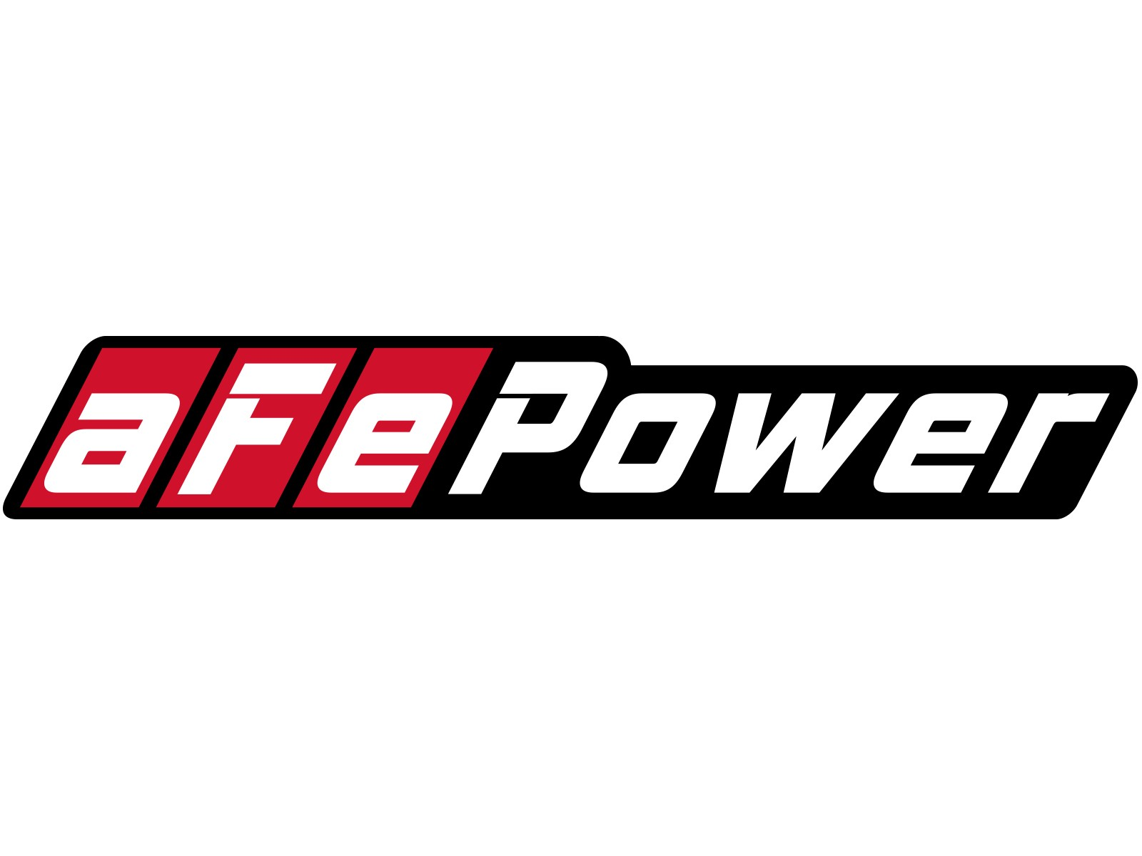 Afe power motorsports contingency sticker 11 x 1 1 2 in pair afe power