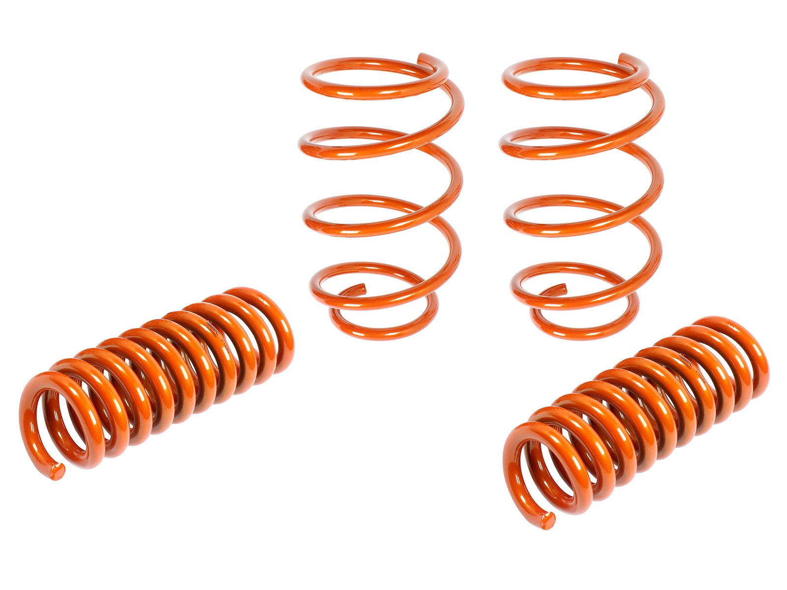 aFe Control Lowering Springs 2016 Chevy Camaro 6.2L V8