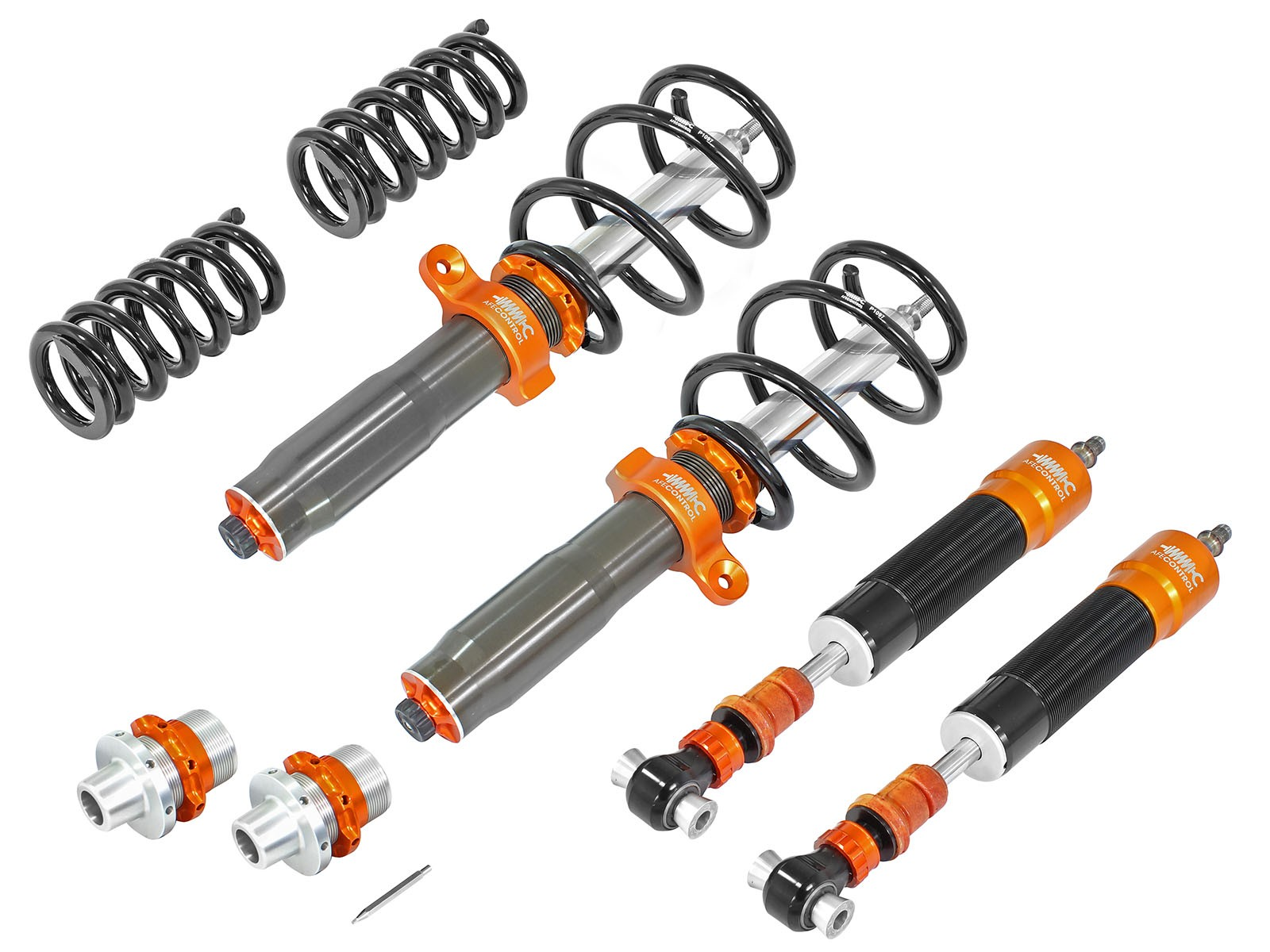 AFe Control Featherlight Single Adjustable Street Track Coilover System