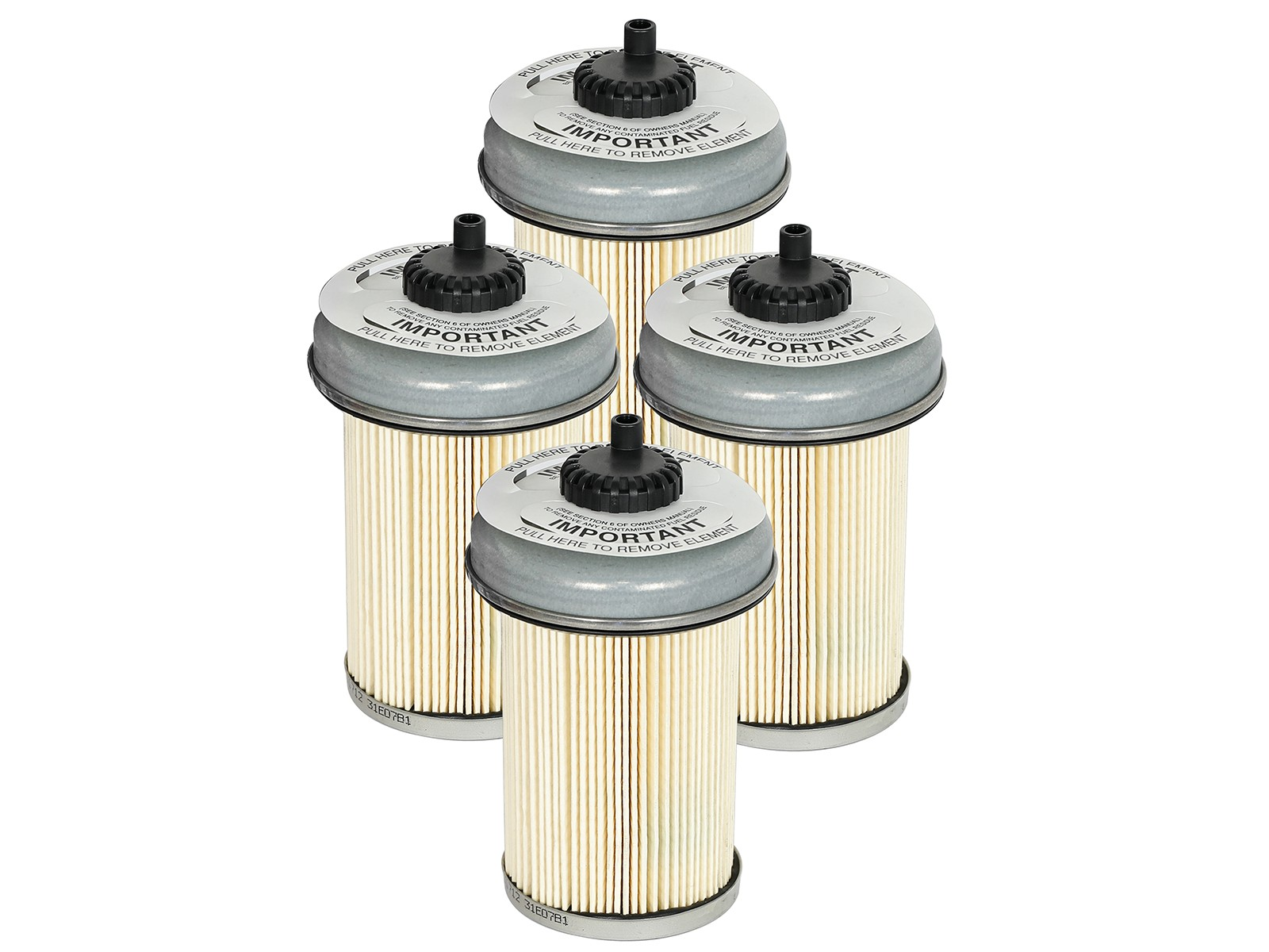 Pro Guard D2 Fuel Filter Afe Power Filters Dodge Diesle 94 02