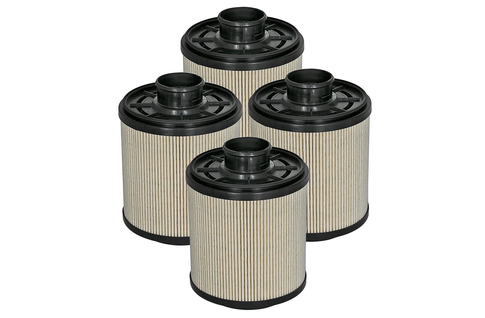 Pro GUARD D2 Fuel Filter (4 Pack) | aFe POWER | Afe Duramax Fuel Filter |  | aFe POWER
