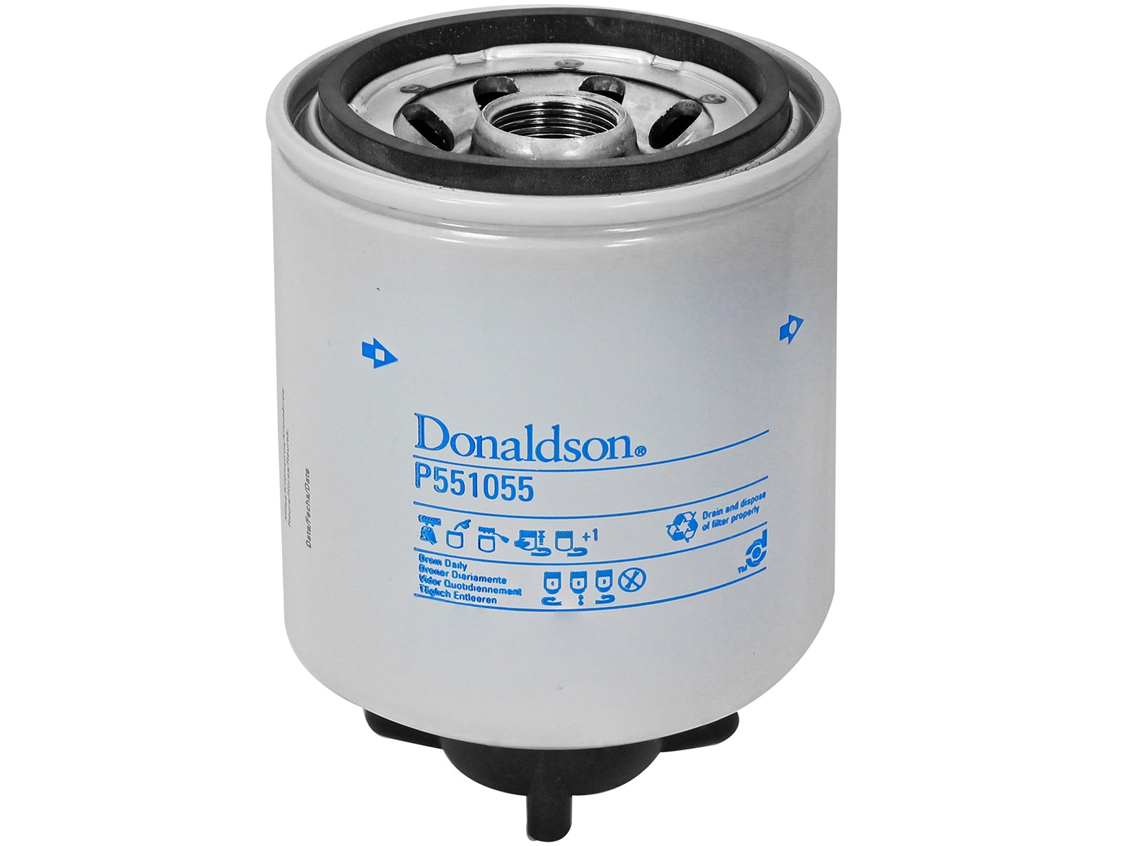 Donaldson Fuel Filter For Dfs780 Systems Afe Power 06 Mustang Location