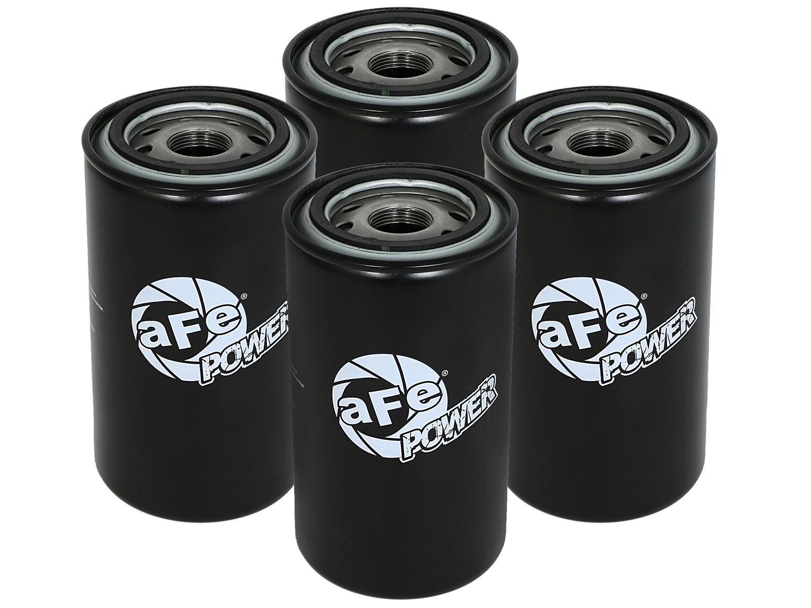 aFe Pro-GUARD D2 Fuel Fluid Filter; 94-96 Dodge Diesel 5.9L 44-FF005