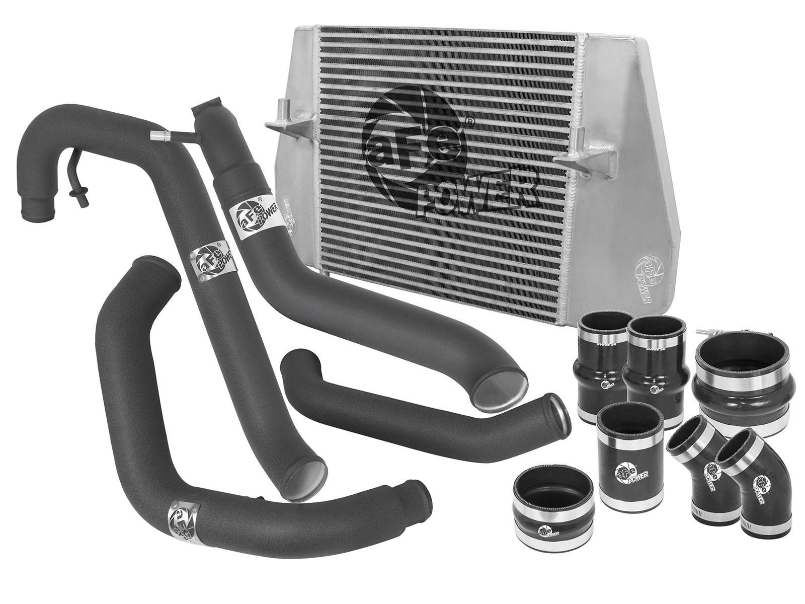 aFe POWER 46-20122-B BladeRunner GT Series Intercooler with Tubes