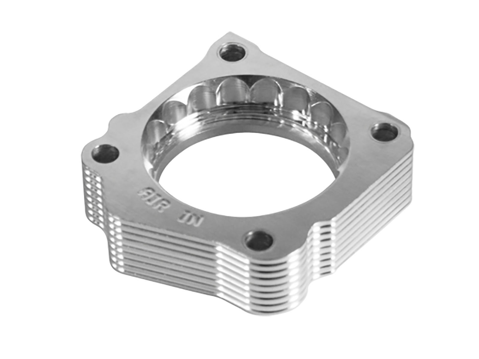 Parts & Accessories Silver Billet Throttle Body Spacer Fit 1999-2002 Jeep Grand Cherokee 4.7L Car & Truck Parts
