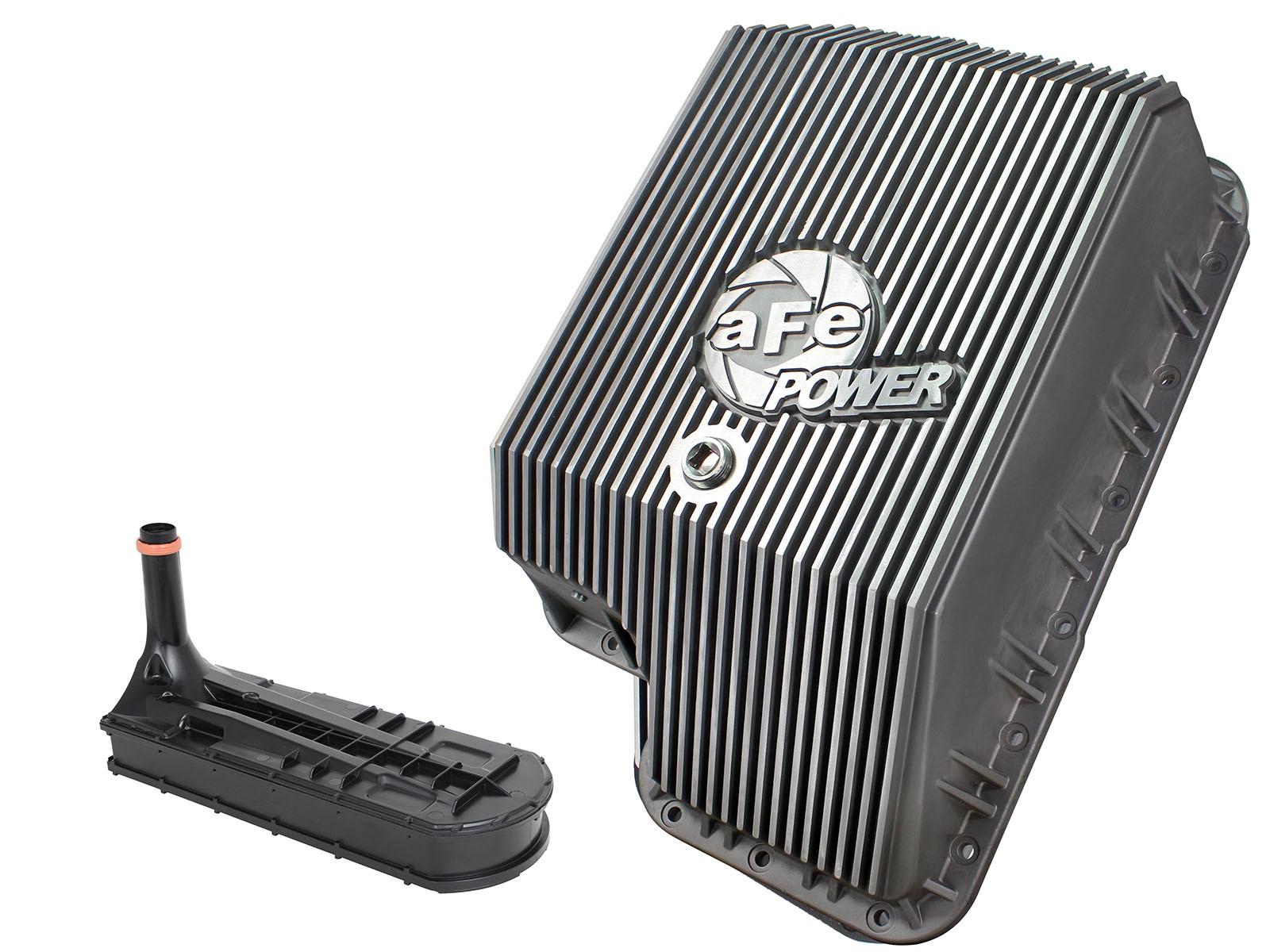 aFe Power 46-70120-1 Transmission Pan Raw