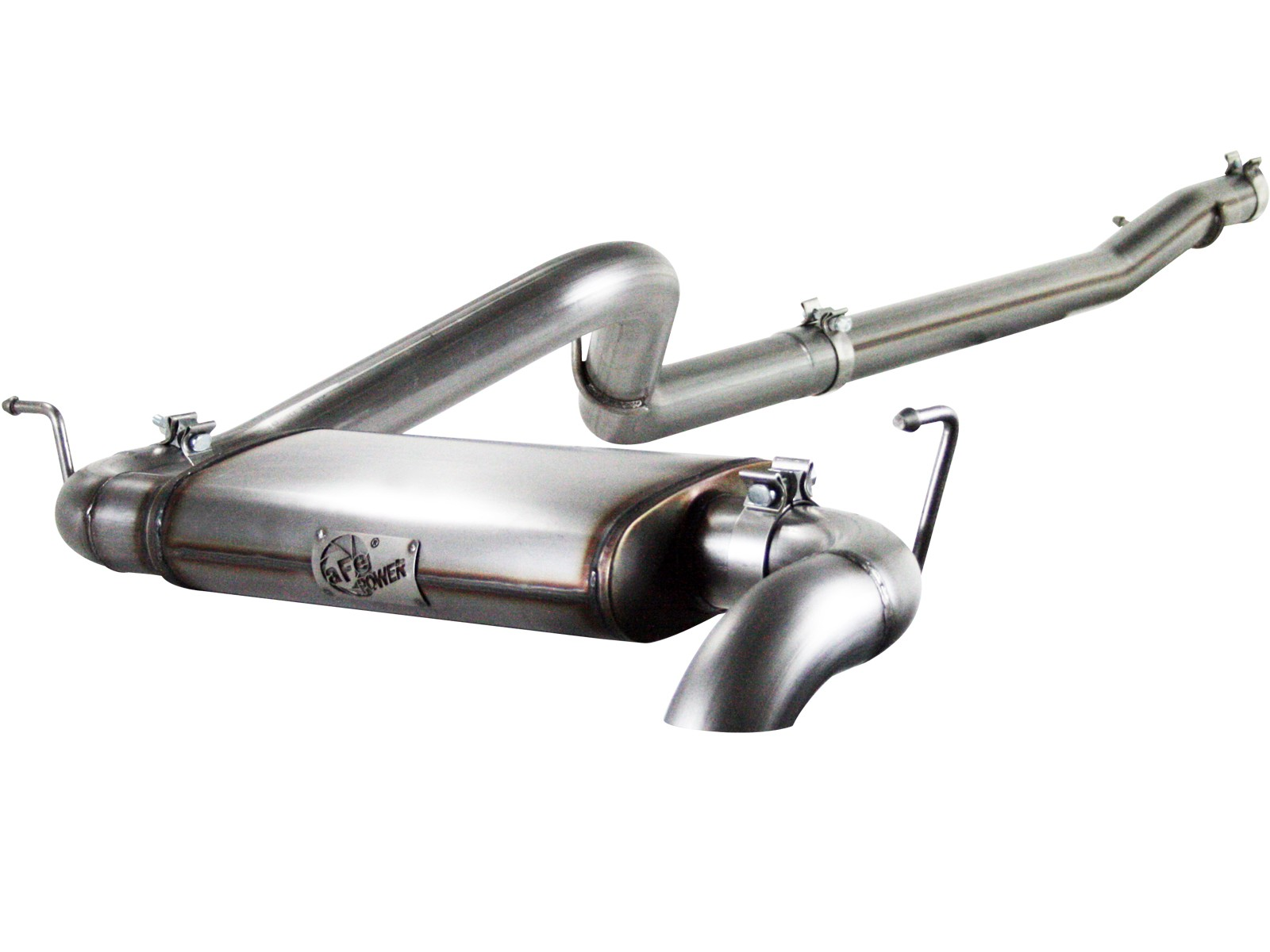 "MACH Force-Xp 3"" 409 Stainless Steel Cat-Back Exhaust System"