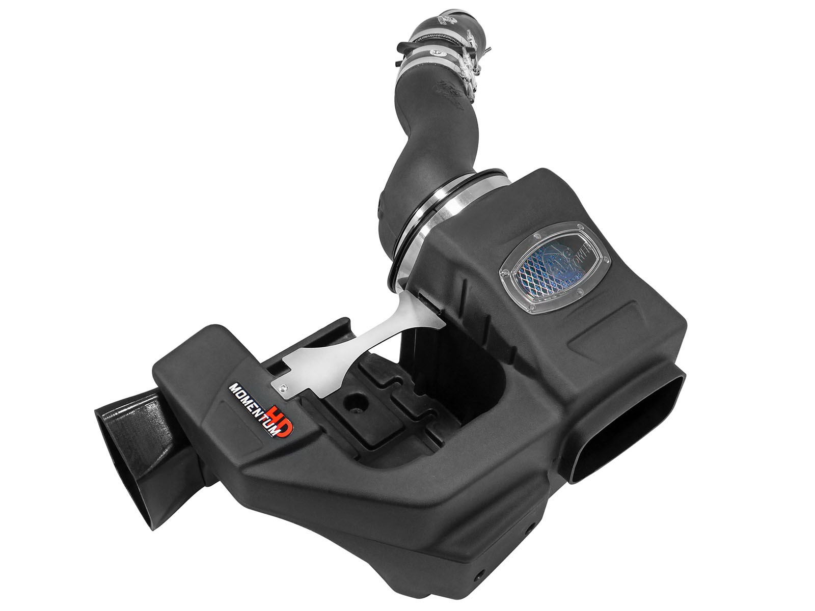 Momentum Hd Pro 10r Cold Air Intake System Afe Power Fuel Filter On 99 F250 Powerstroke Adds Up To 80 Flow Increase 17 Hp Horsepower 44 Lbs X Ft Torque Max Gains Ford Diesel Trucks 03