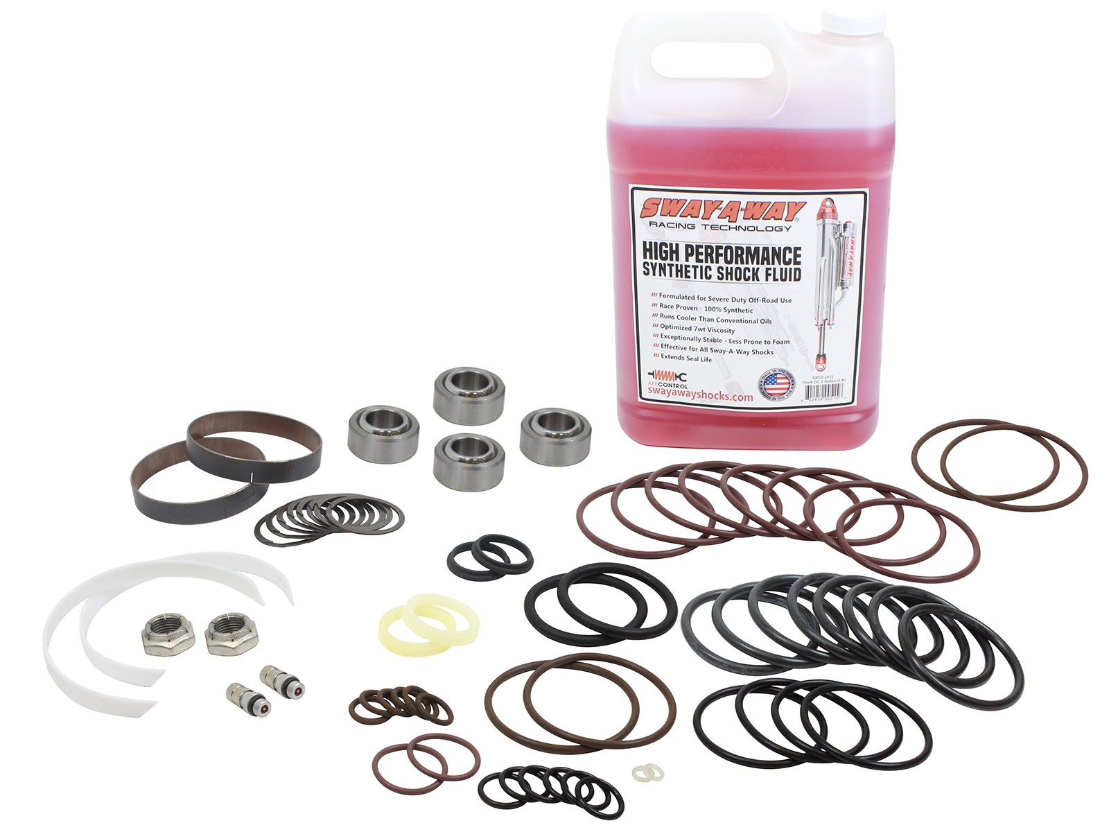 Afe Control Sway A Way 30 Master Rebuild Kit 1 Shaft Gen 2 02 Duramax Fuel Filter Housing Power