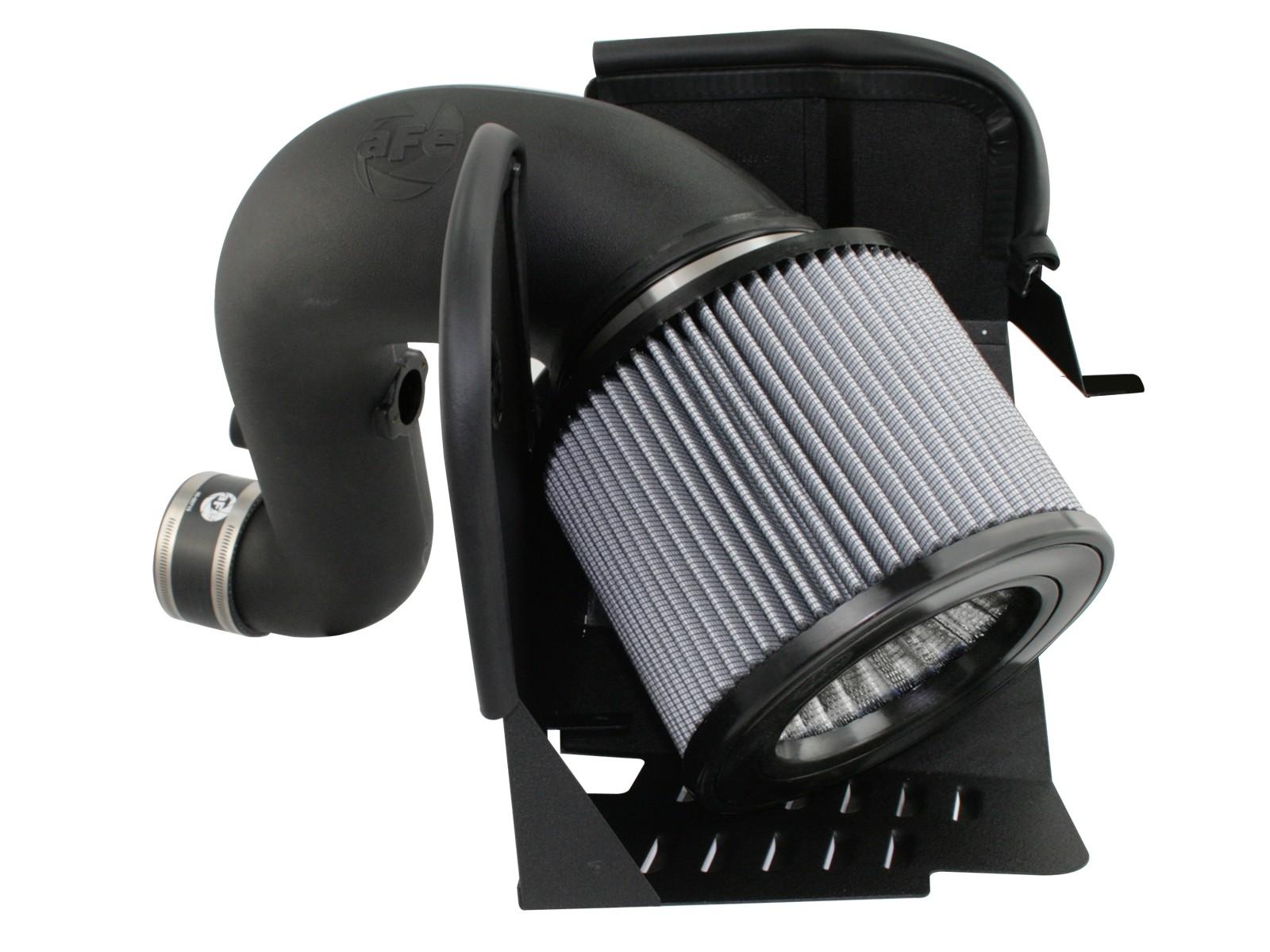 aFe Pro Dry S STAGE 2 Cold Air Intake for 07.5-12 DODGE RAM 6.7L Cummins Diesel