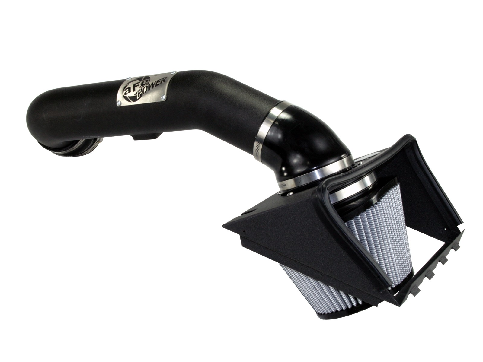aFe POWER 51-11962-1B Magnum FORCE Stage-2 Pro DRY S Cold Air Intake System