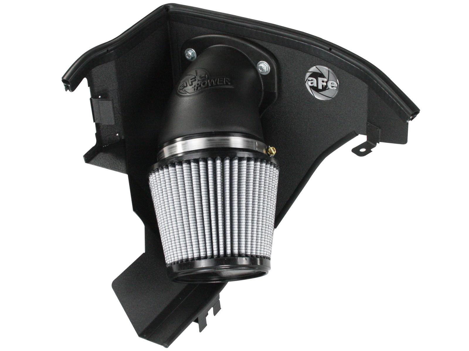 aFe POWER 51-20442 Magnum FORCE Stage-2 Pro DRY S Cold Air Intake System