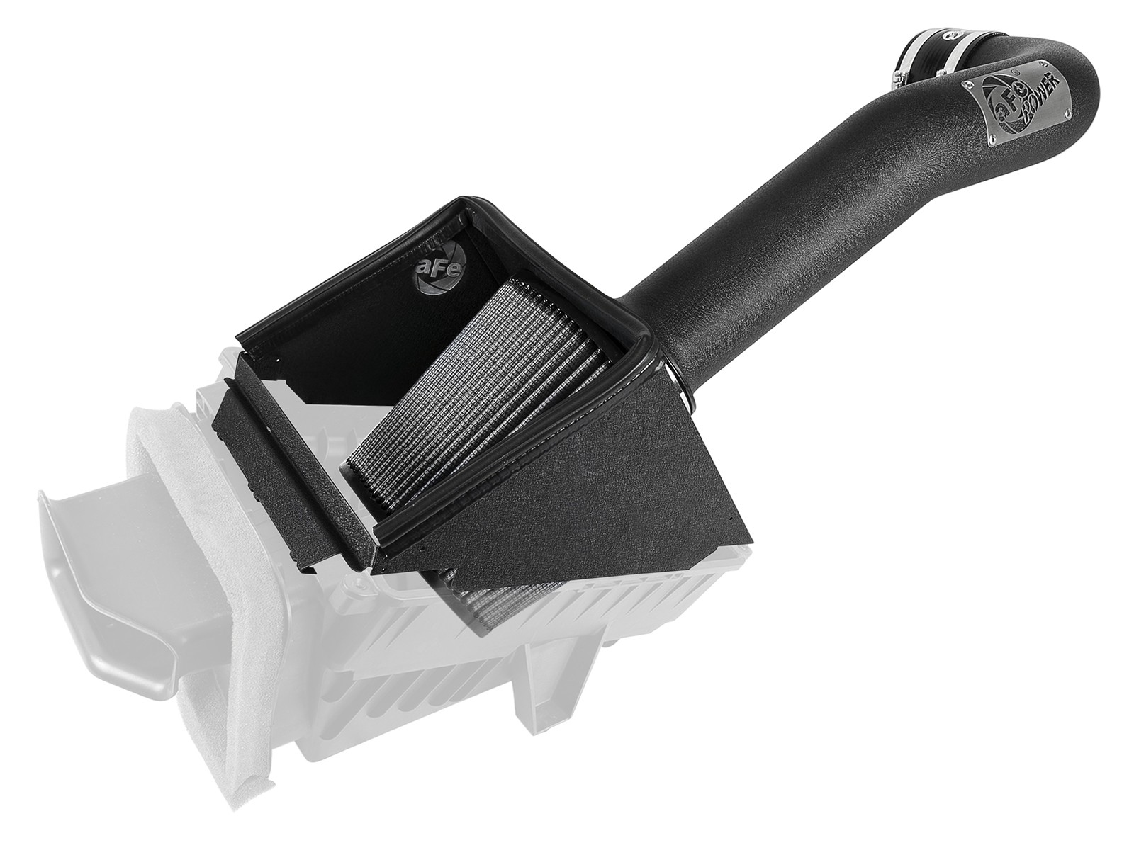 aFe Power 51-32332 Magnum Force Stage-2 Pro DRY S Intake System for GM Silverado//Sierra 1500