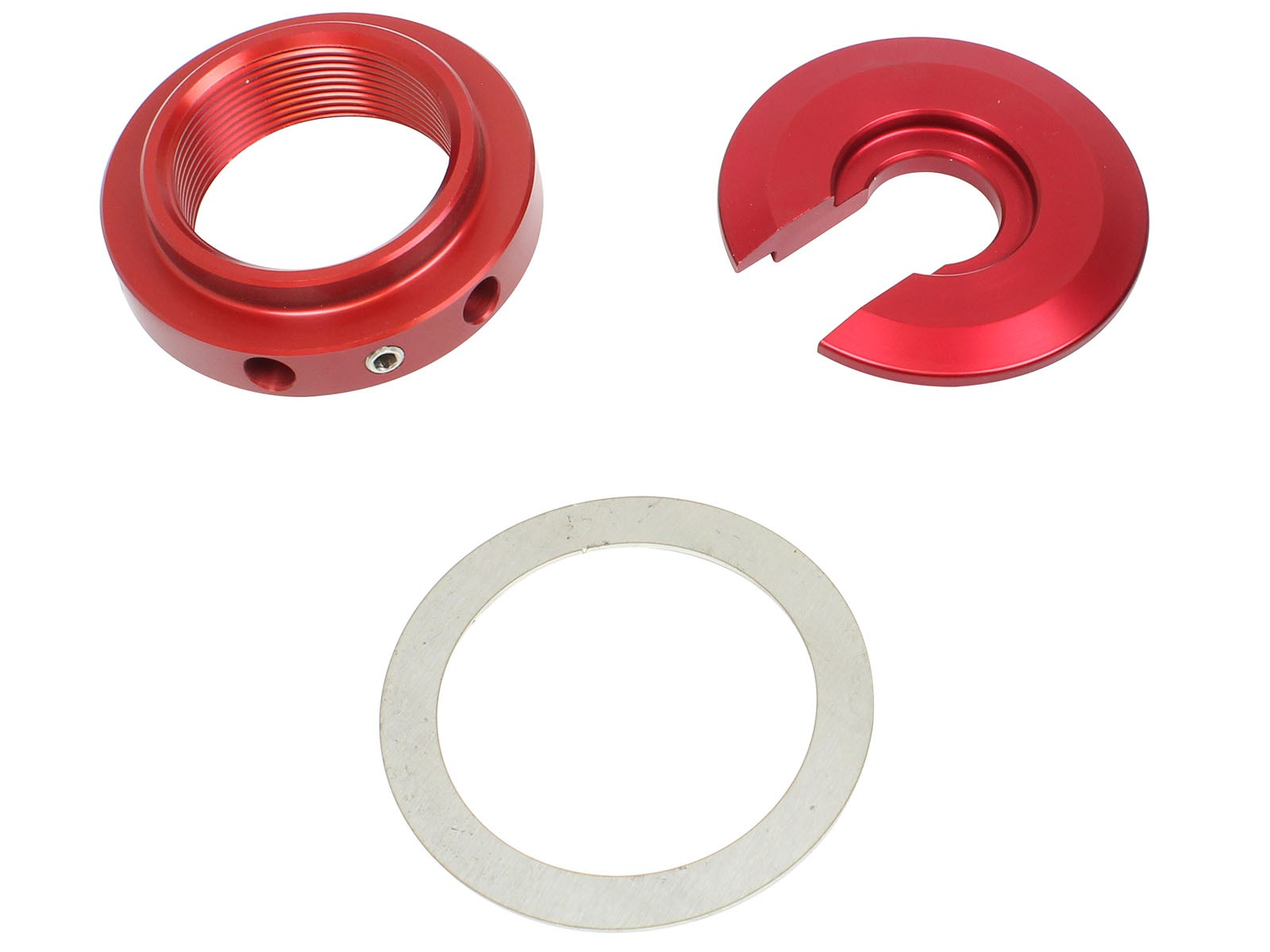 """aFe POWER 52104-SP12 aFe Control Sway-A-Way 2.0"""" Coilover Hardware Kit, Single Rate, Flat Seat"""