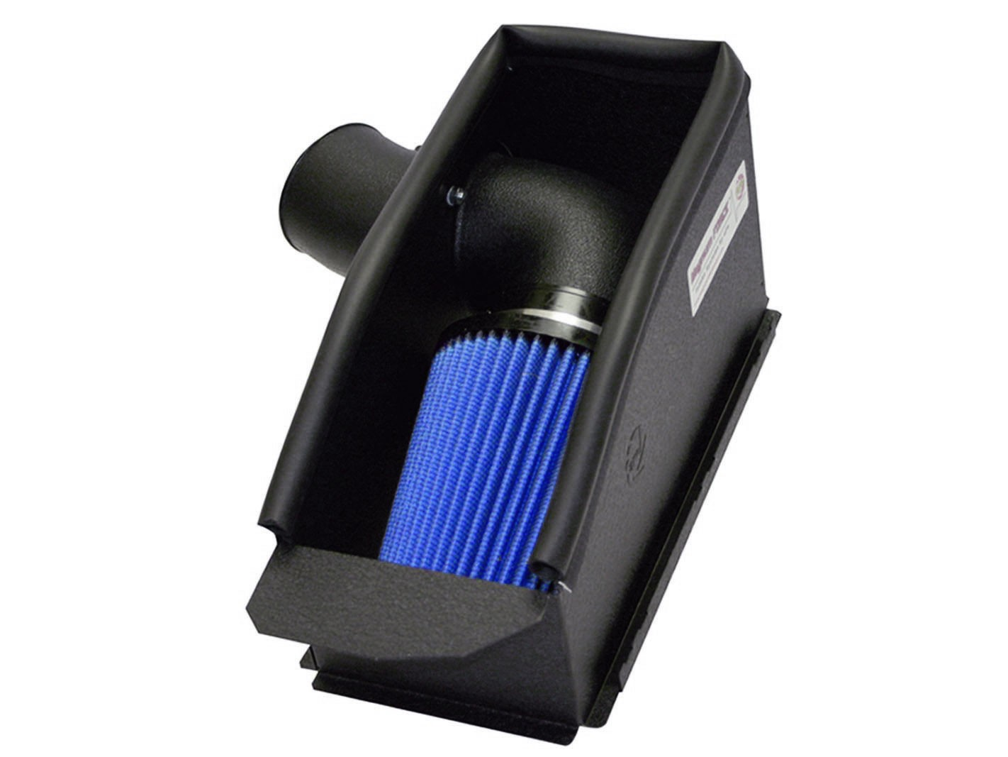 "3.5/"" BLUE Heat Shield Cold Air Intake Filter For 05-15 Frontier//Xterra 4.0L V6"