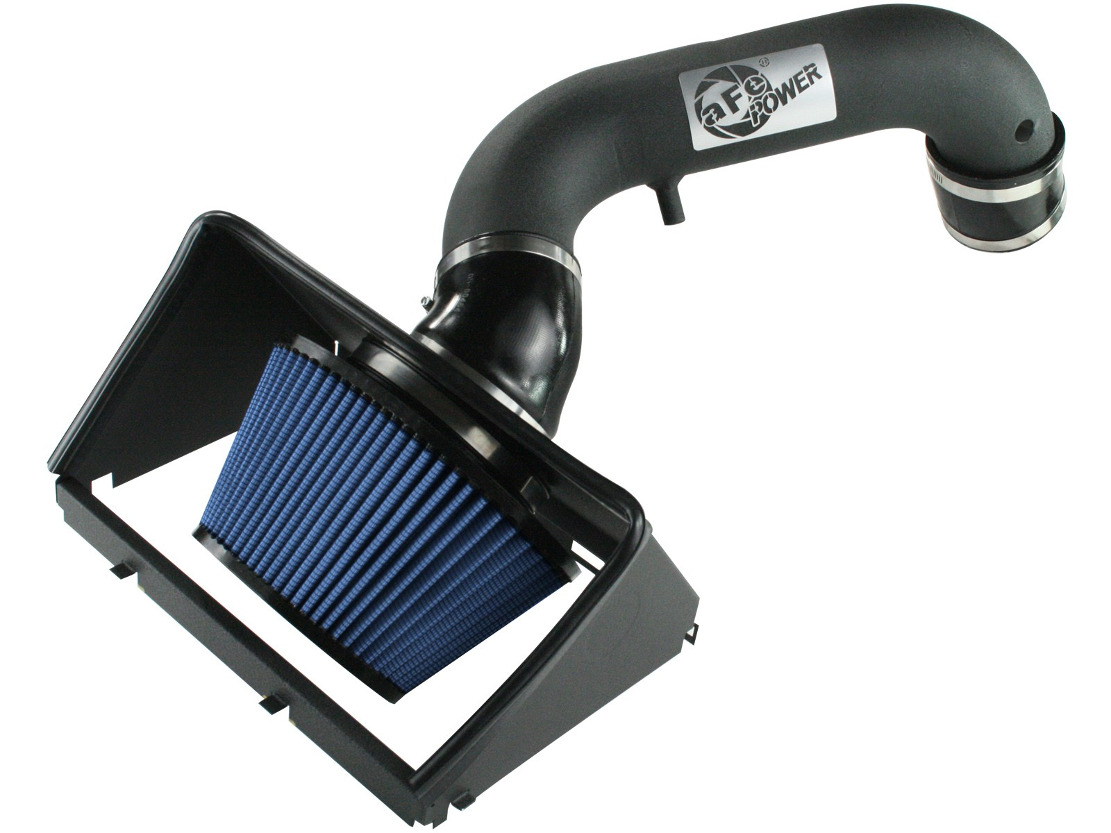 Cold Air Intake For Dodge Ram 1500 5.7 Hemi >> Magnum Force Stage 2 Cold Air Intake System W Pro 5r Filter Media