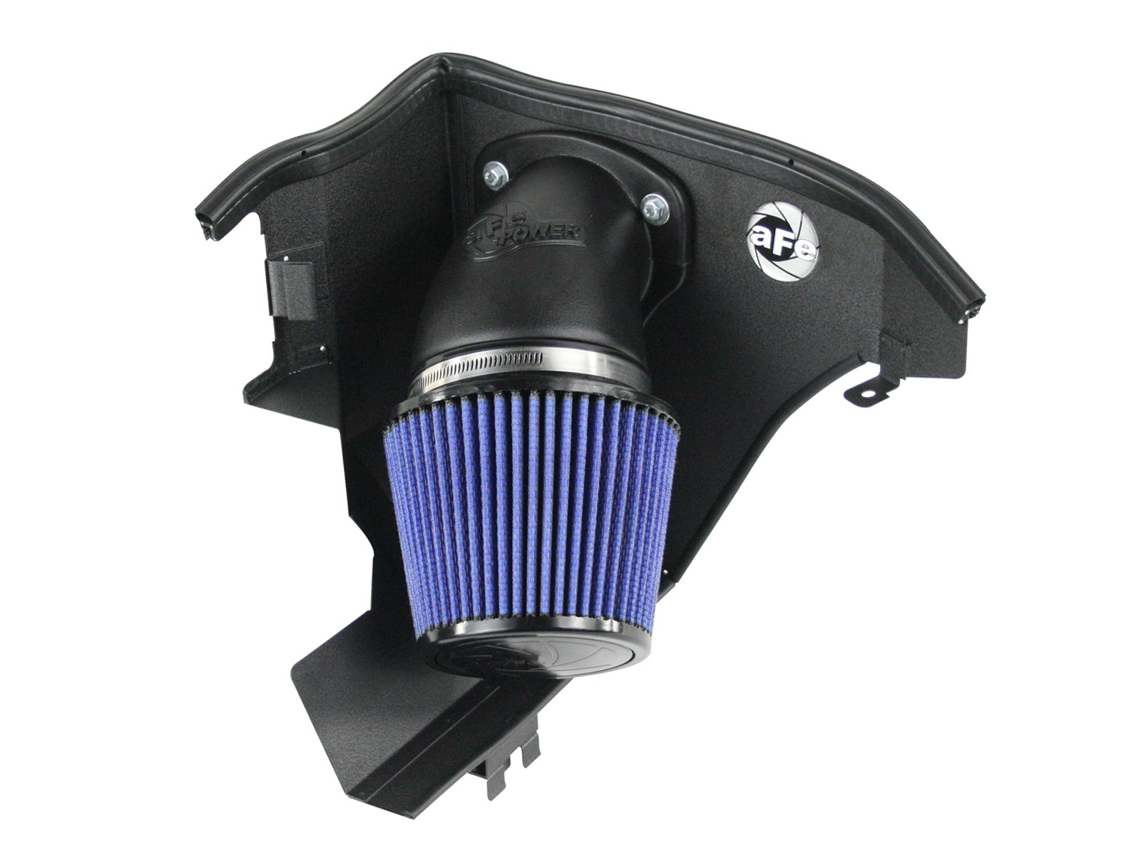 Magnum Force Stage 2 Cold Air Intake System W Pro 5r Filter Media Afe Power