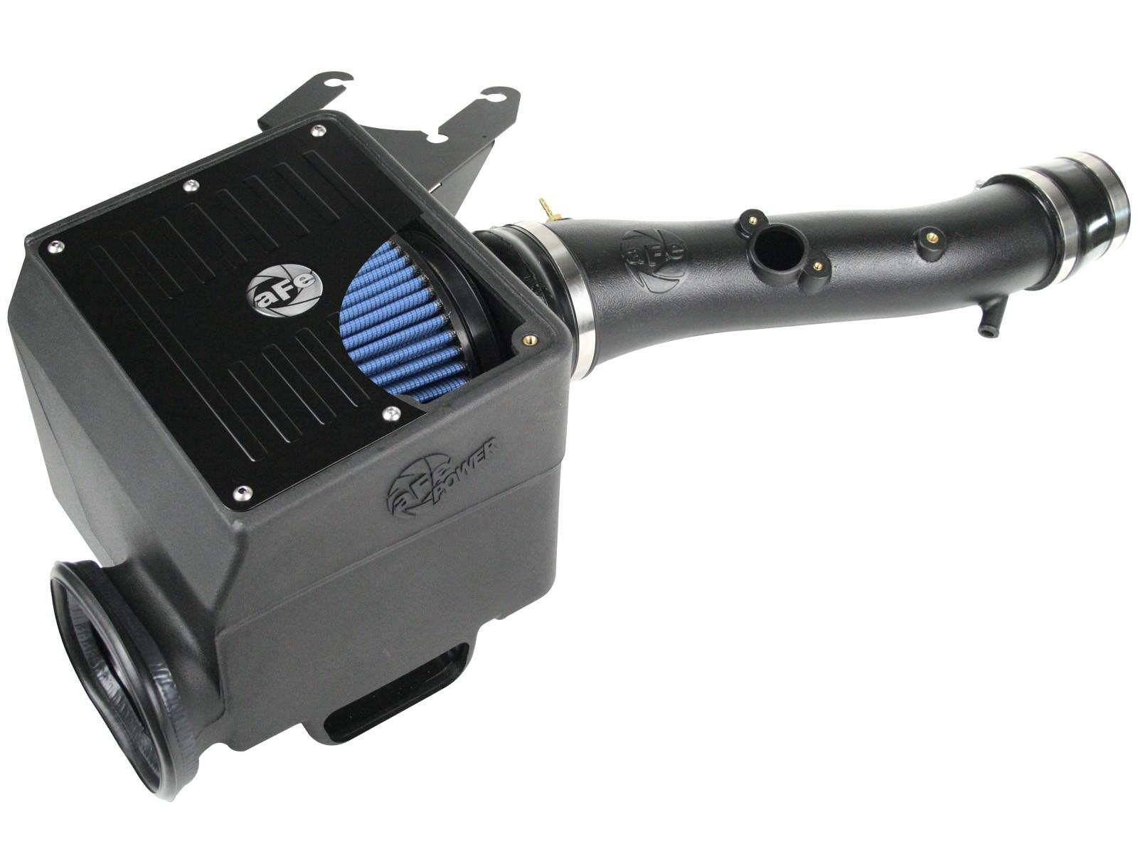 aFe Power Stage 2 Air Intake System Pro 5R 2012-2015 Jeep Wrangler JK 3.6L V6