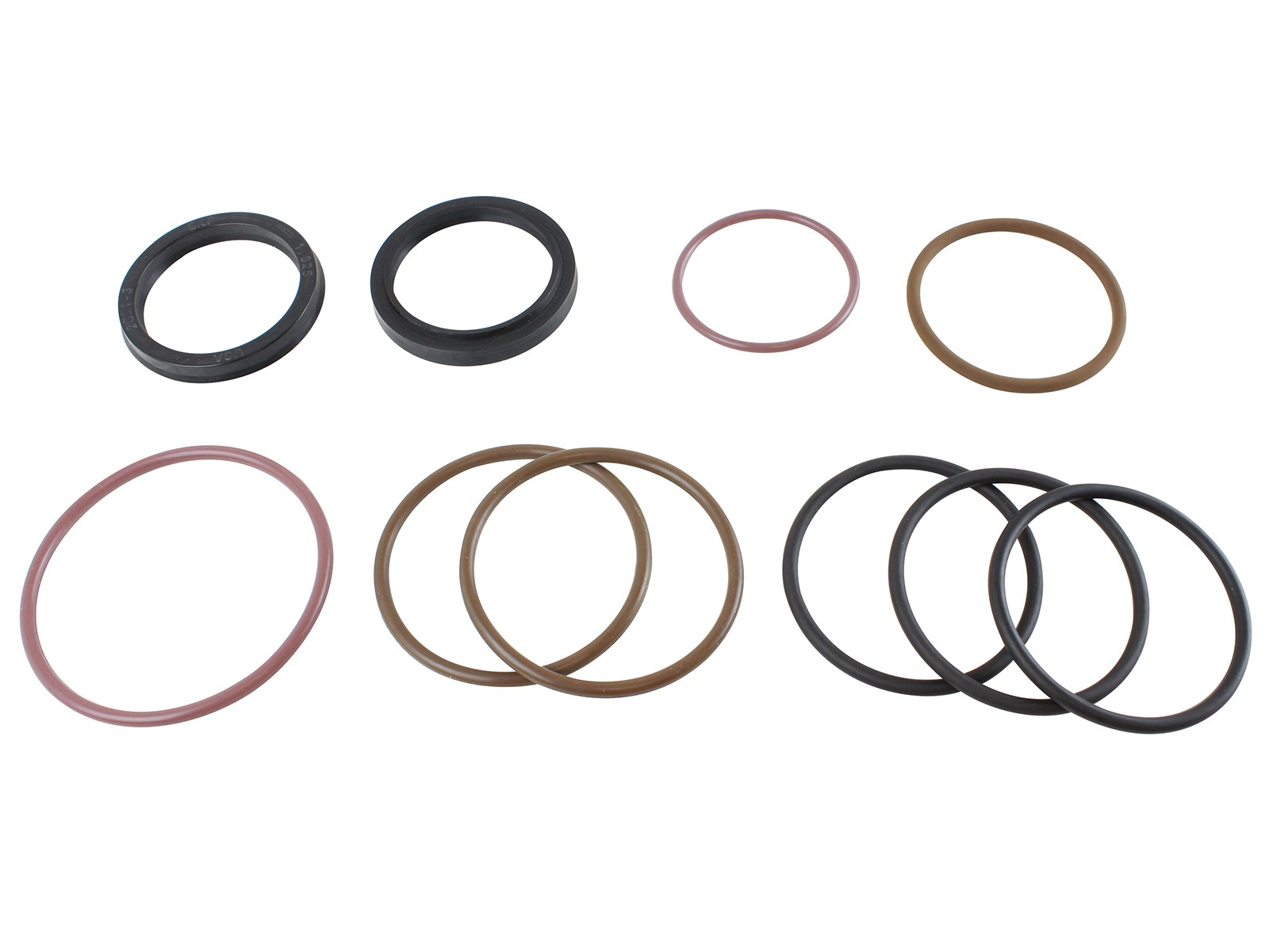 "aFe POWER 56700-SP30 aFe Control Sway-A-Way 2.5"" Seal Kit 1-5/8 shaft"